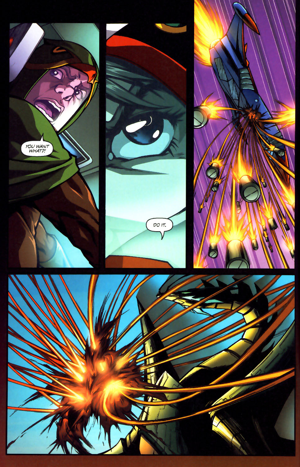 Battle of the Planets Issue #12 #14 - English 5