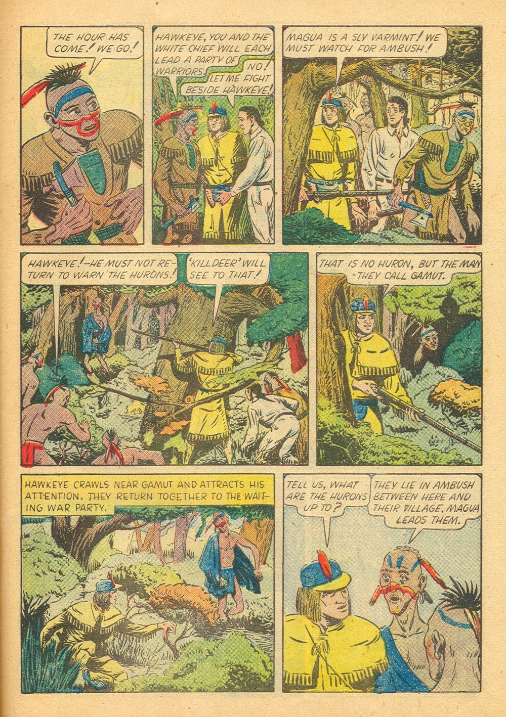 Classics Illustrated issue 4 - Page 57