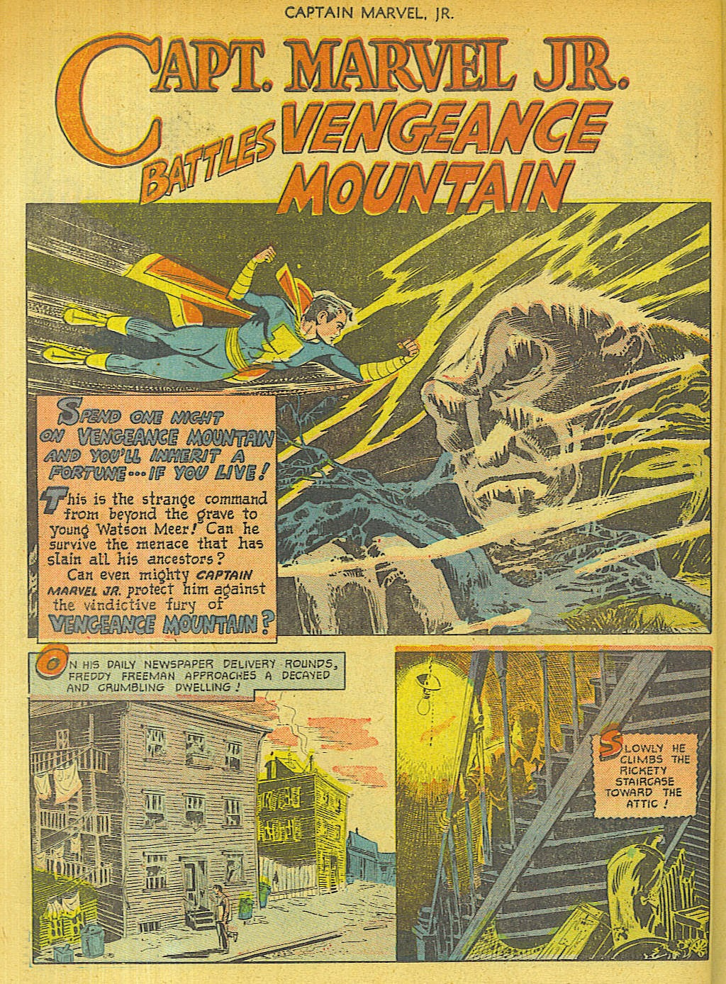 Captain Marvel, Jr. issue 96 - Page 42