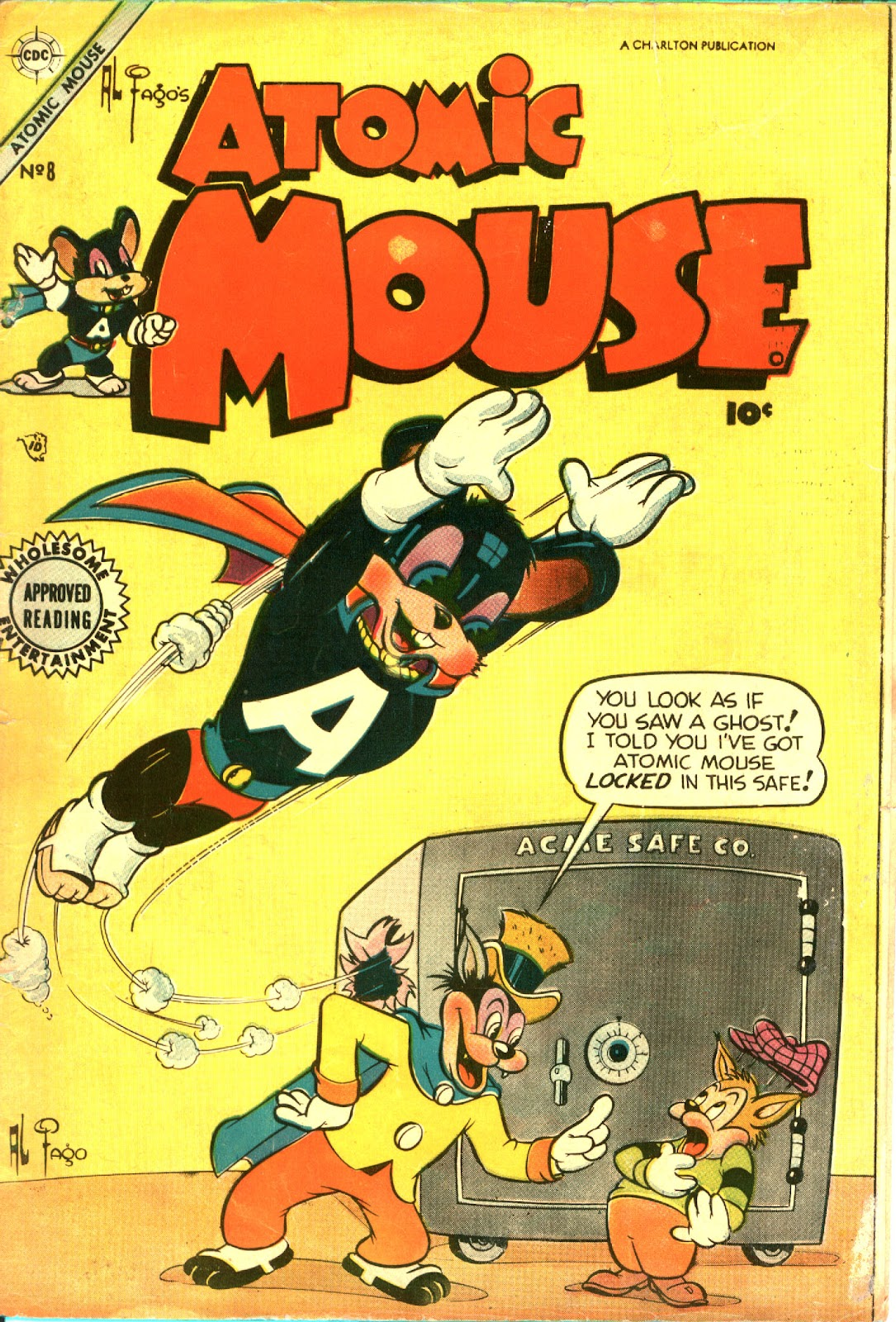 Atomic Mouse issue 8 - Page 1