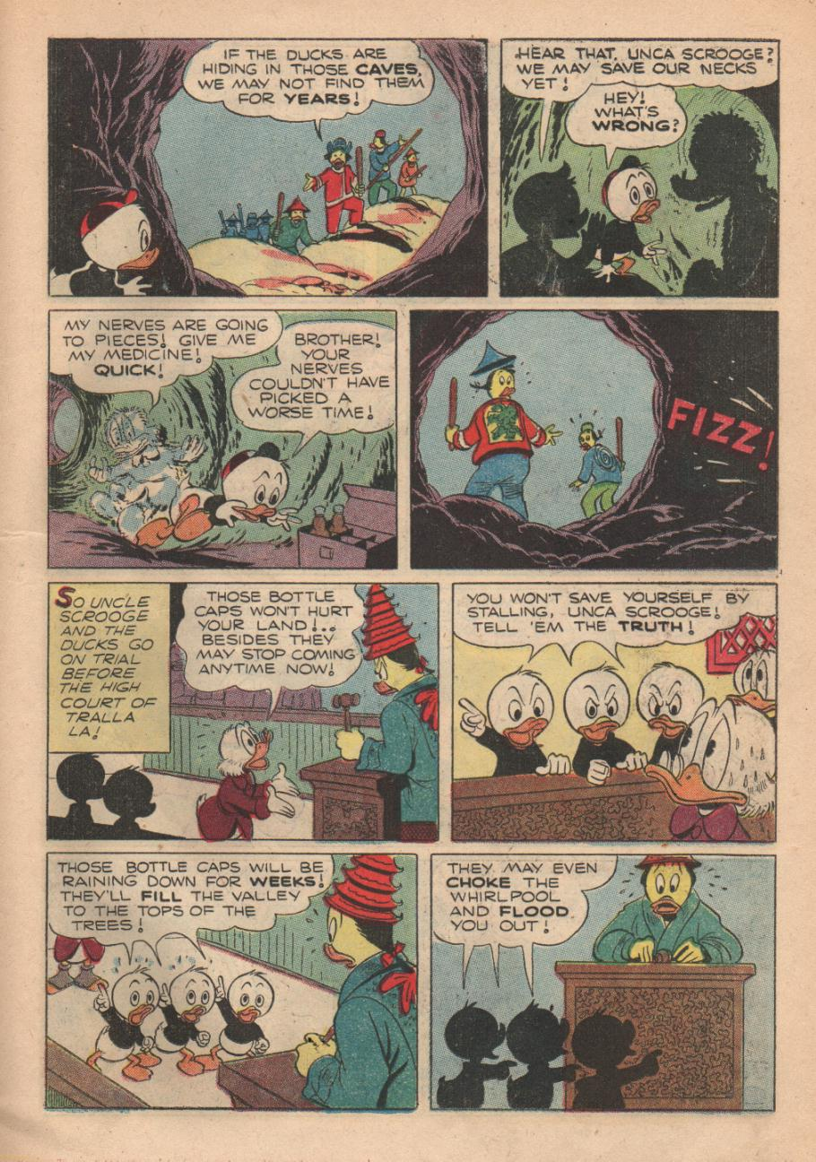 Read online Uncle Scrooge (1953) comic -  Issue #6 - 23