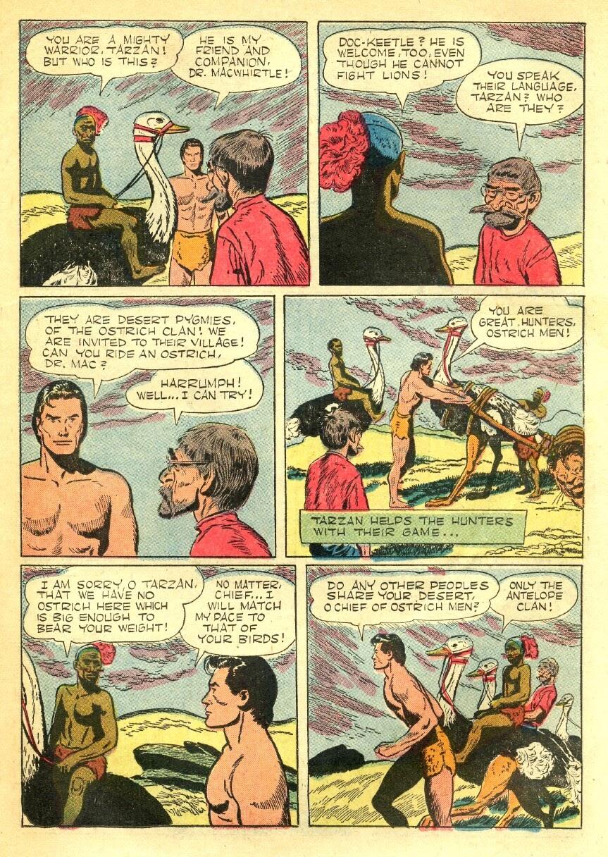Tarzan (1948) issue 56 - Page 7