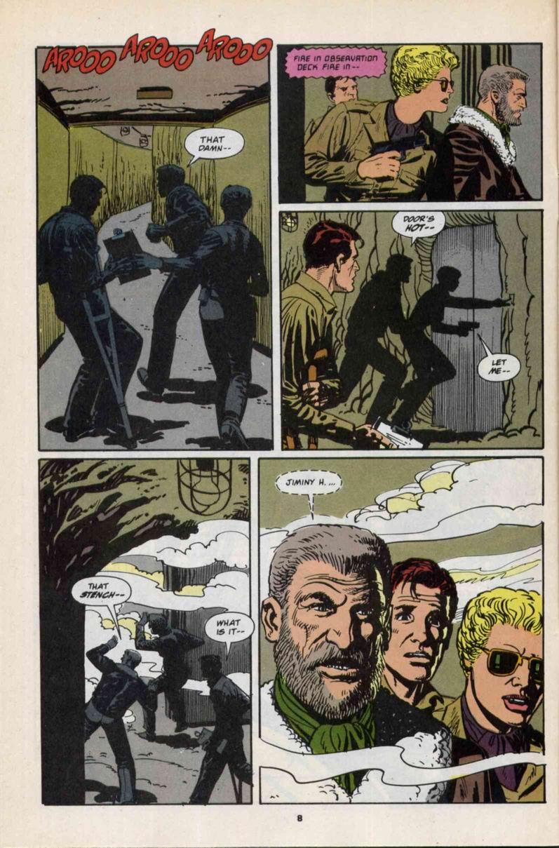 Read online Doctor Zero comic -  Issue #7 - 10