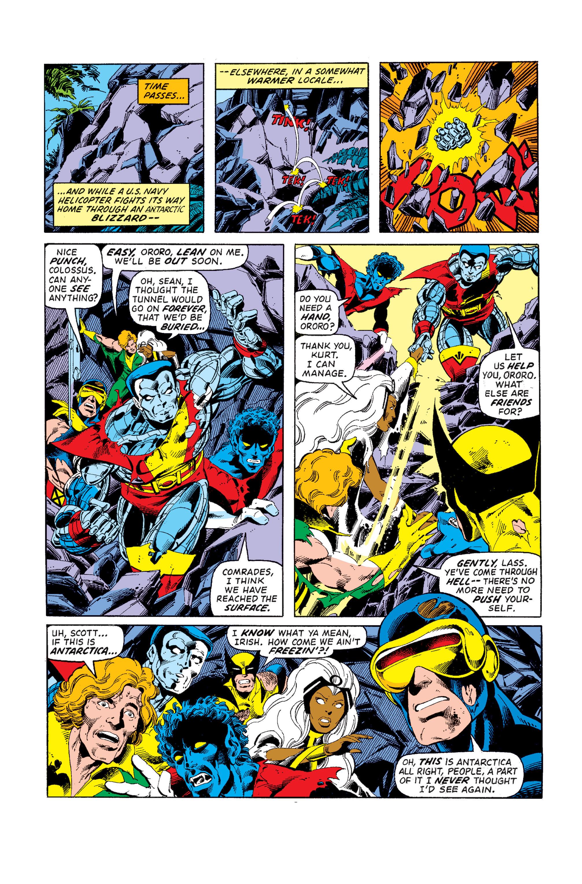 Uncanny X-Men (1963) 114 Page 4