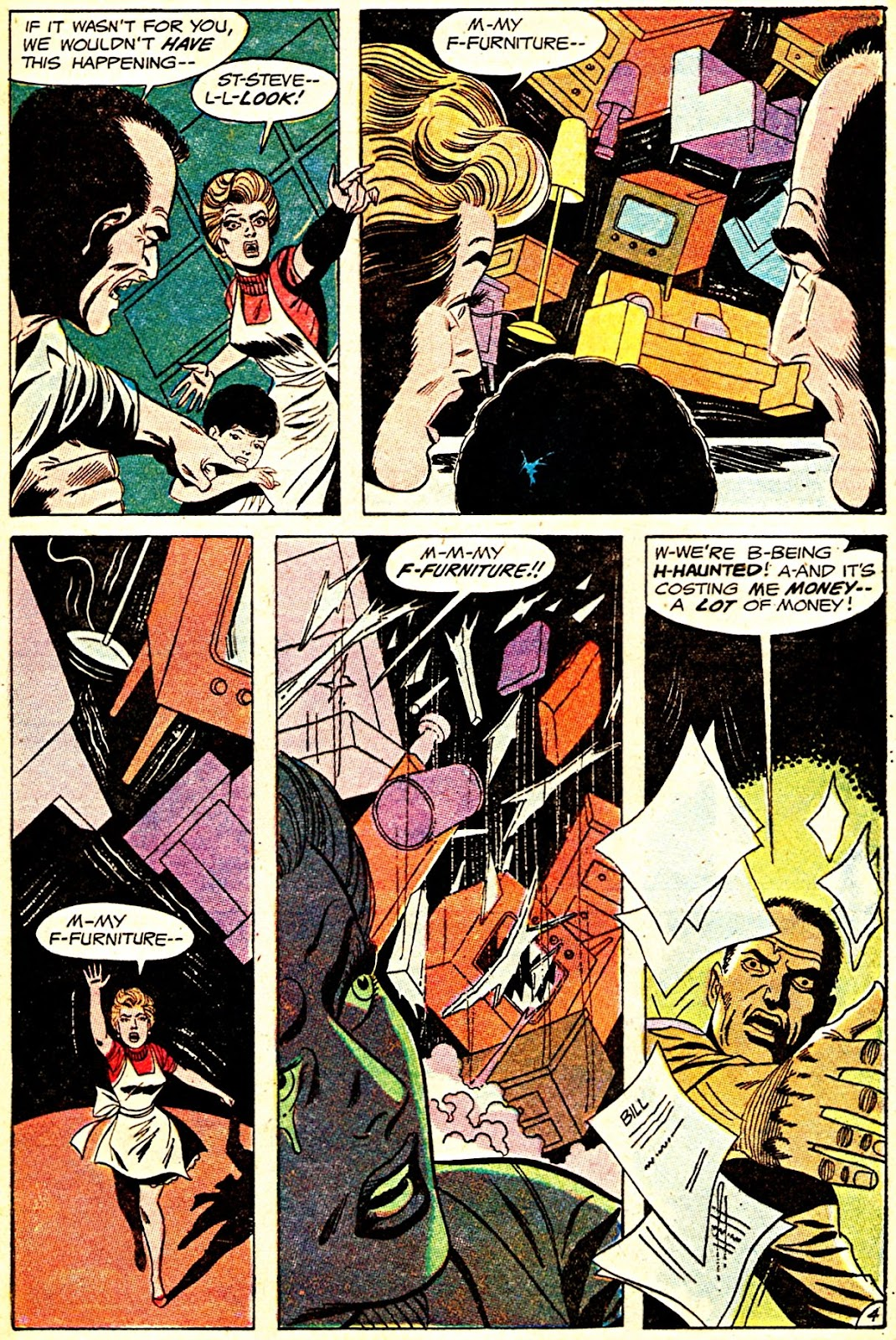 The Witching Hour (1969) issue 7 - Page 22