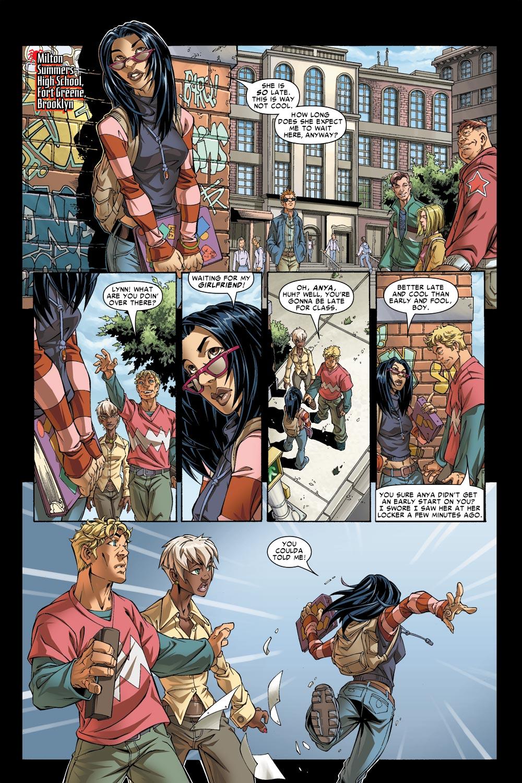 Read online Amazing Fantasy (2004) comic -  Issue #1 - 5