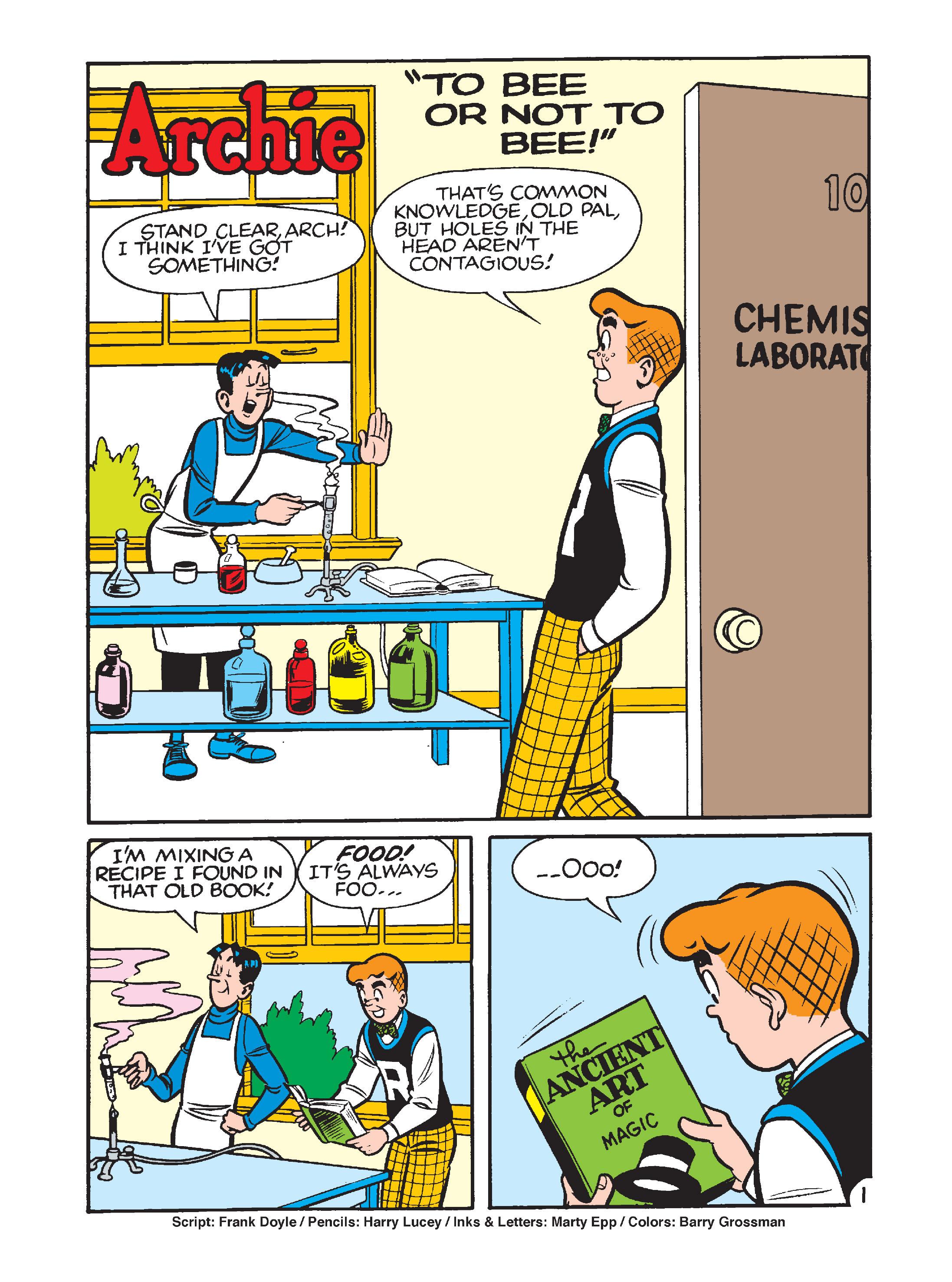 Read online Archie 1000 Page Comics Bonanza comic -  Issue #1 (Part 1) - 15