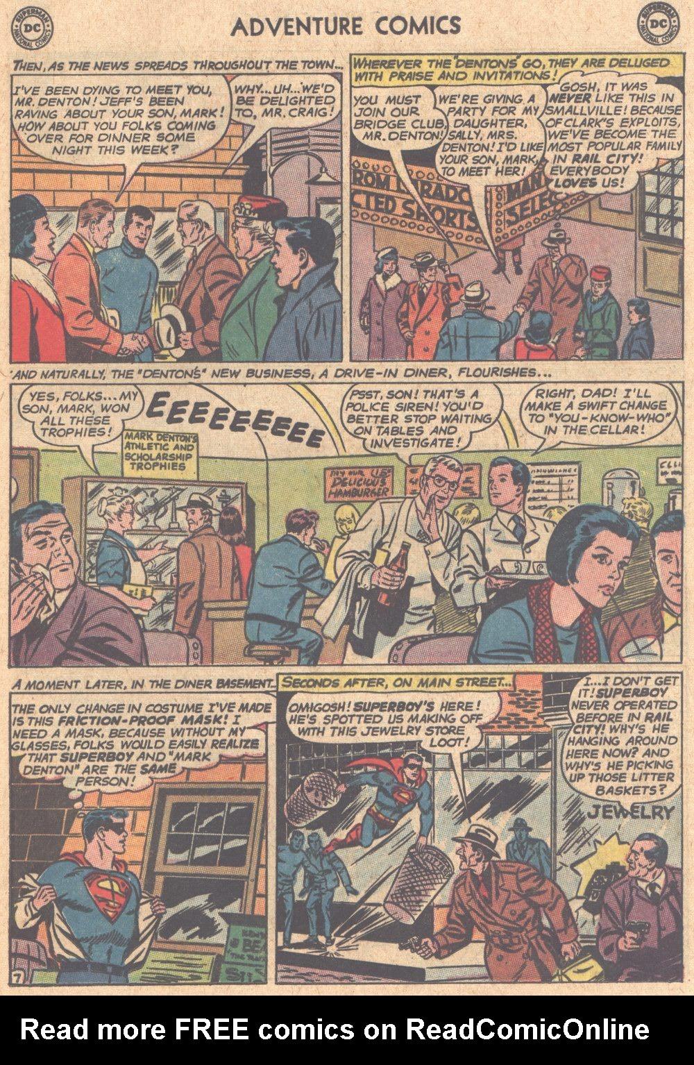 Read online Adventure Comics (1938) comic -  Issue #305 - 8