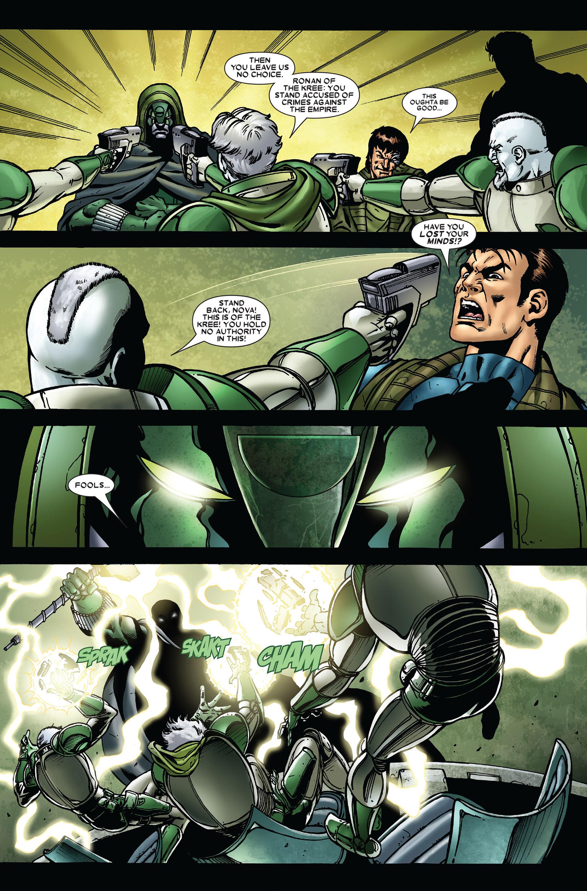 Read online Annihilation comic -  Issue #2 - 11