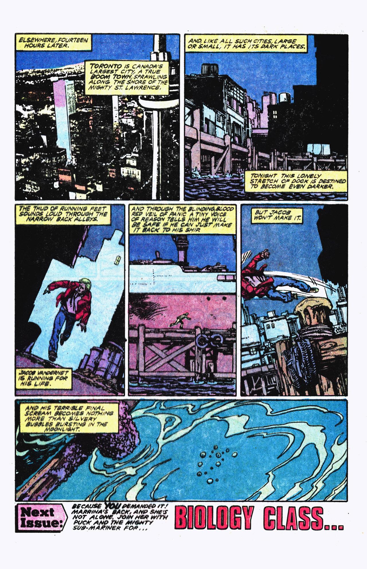 Read online Alpha Flight (1983) comic -  Issue #13 - 23