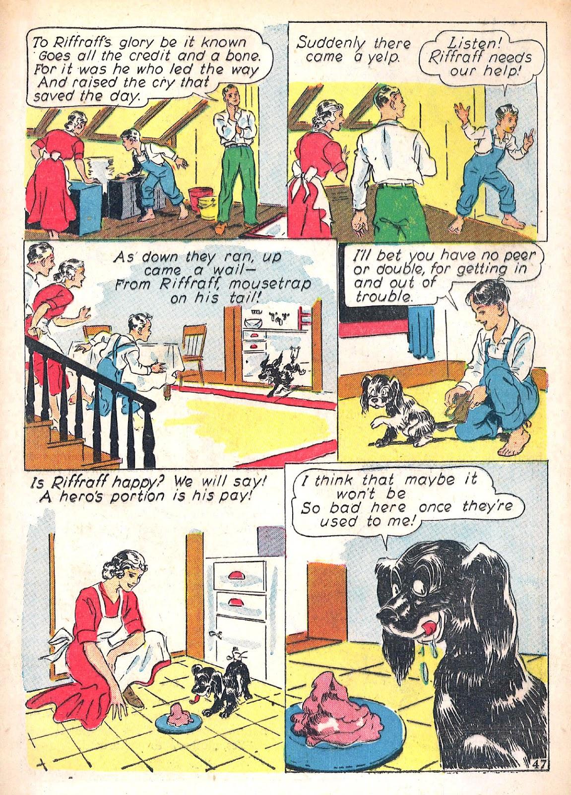 Read online Animal Comics comic -  Issue #4 - 50
