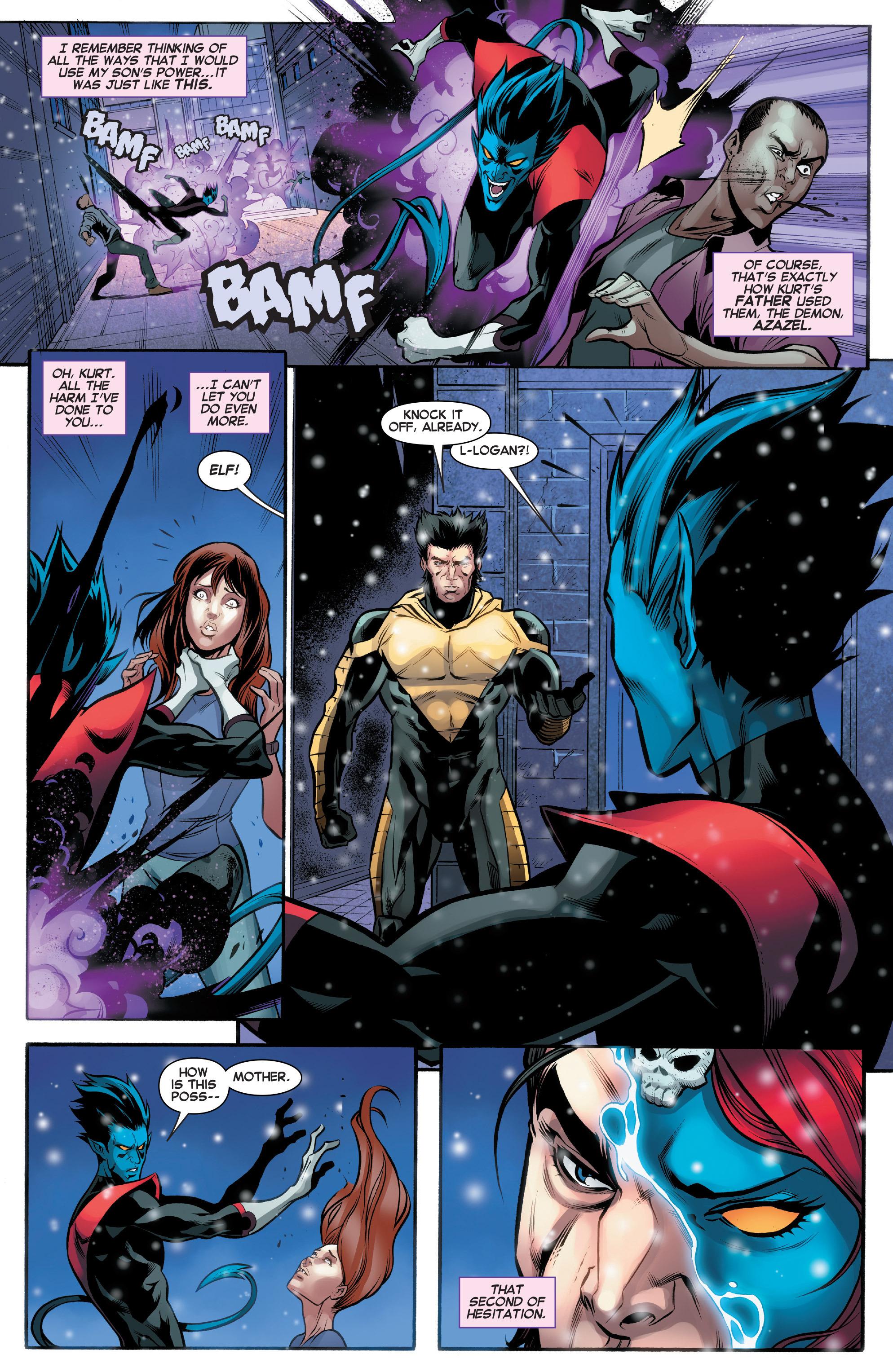 Read online Amazing X-Men (2014) comic -  Issue #14 - 17