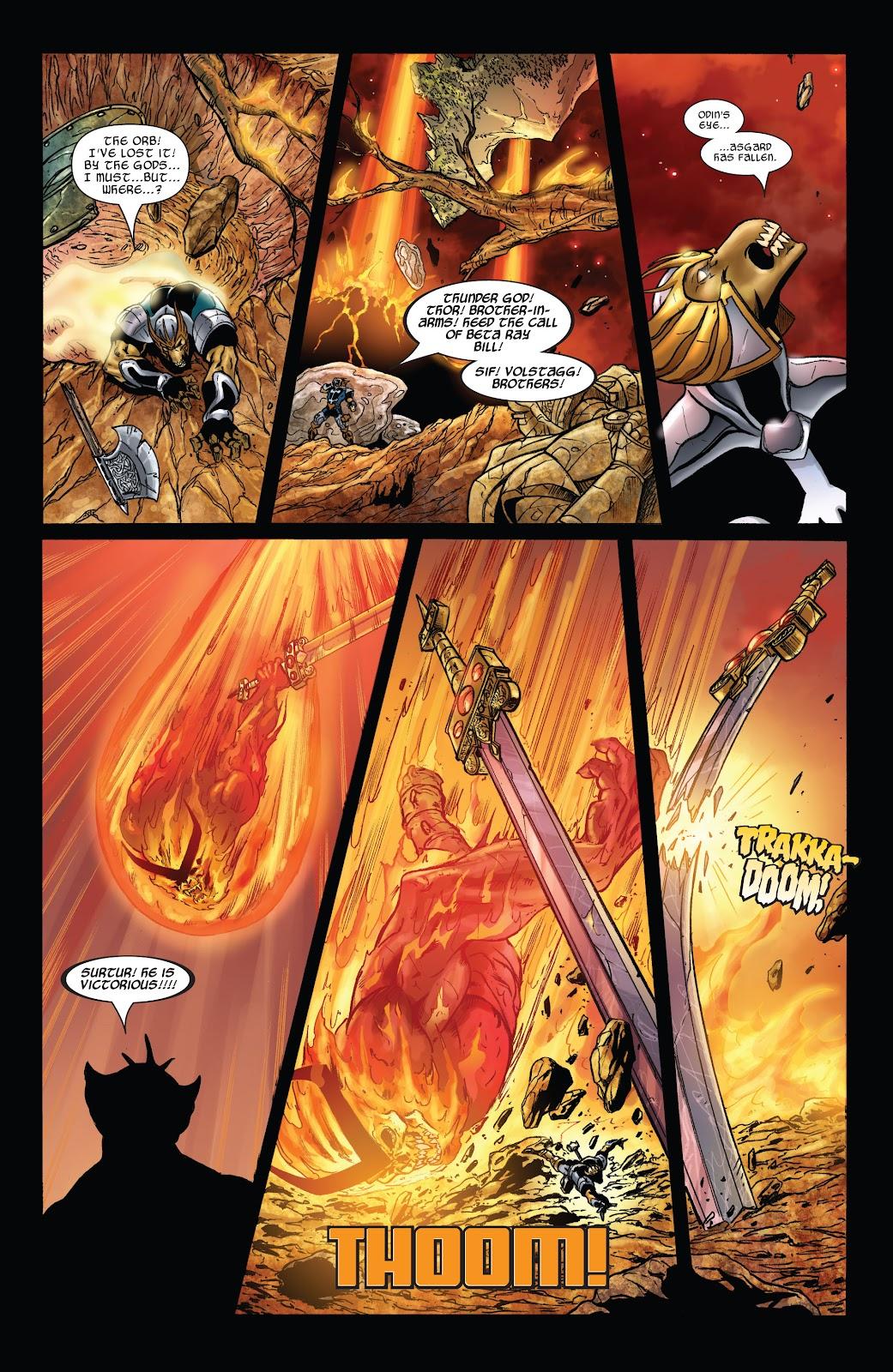 Read online Thor: Ragnaroks comic -  Issue # TPB (Part 4) - 60