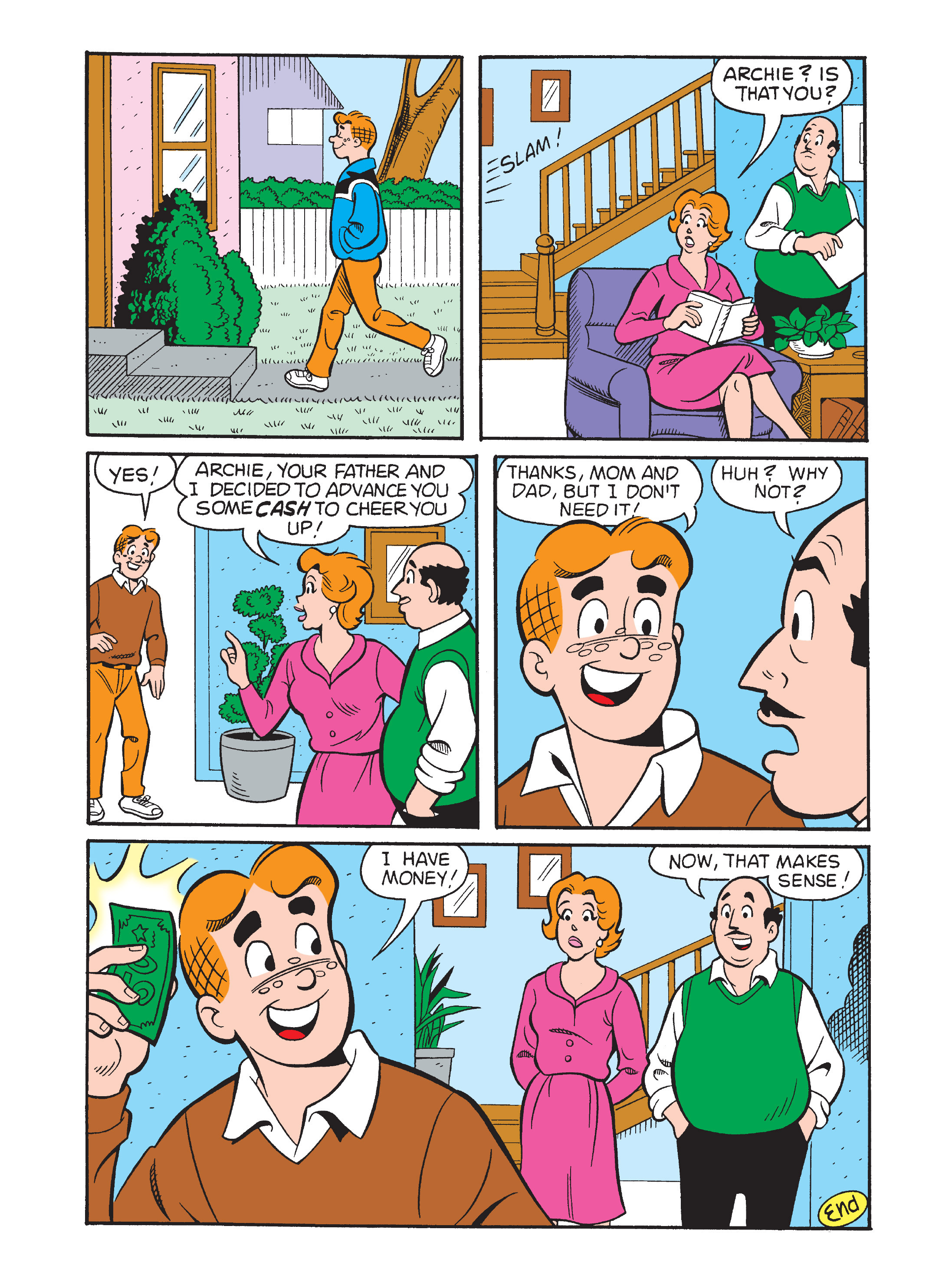 Read online Archie 1000 Page Comics Bonanza comic -  Issue #2 (Part 2) - 2