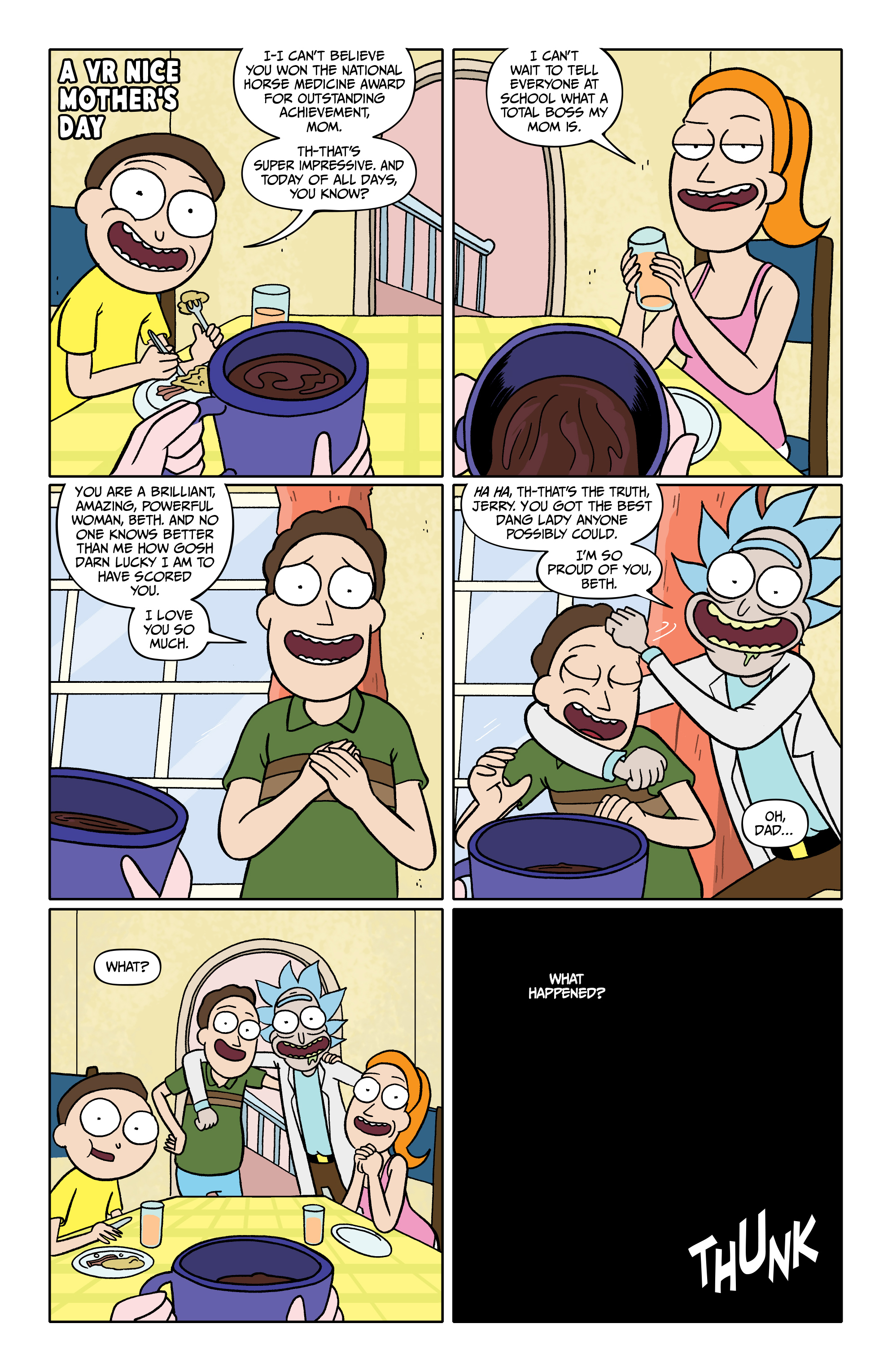 Read online Rick and Morty comic -  Issue #26 - 21