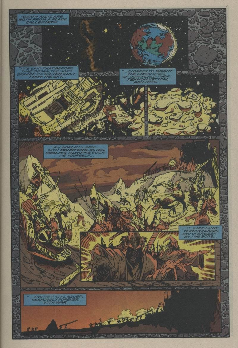 Excalibur (1988) issue Annual 1 - Page 16