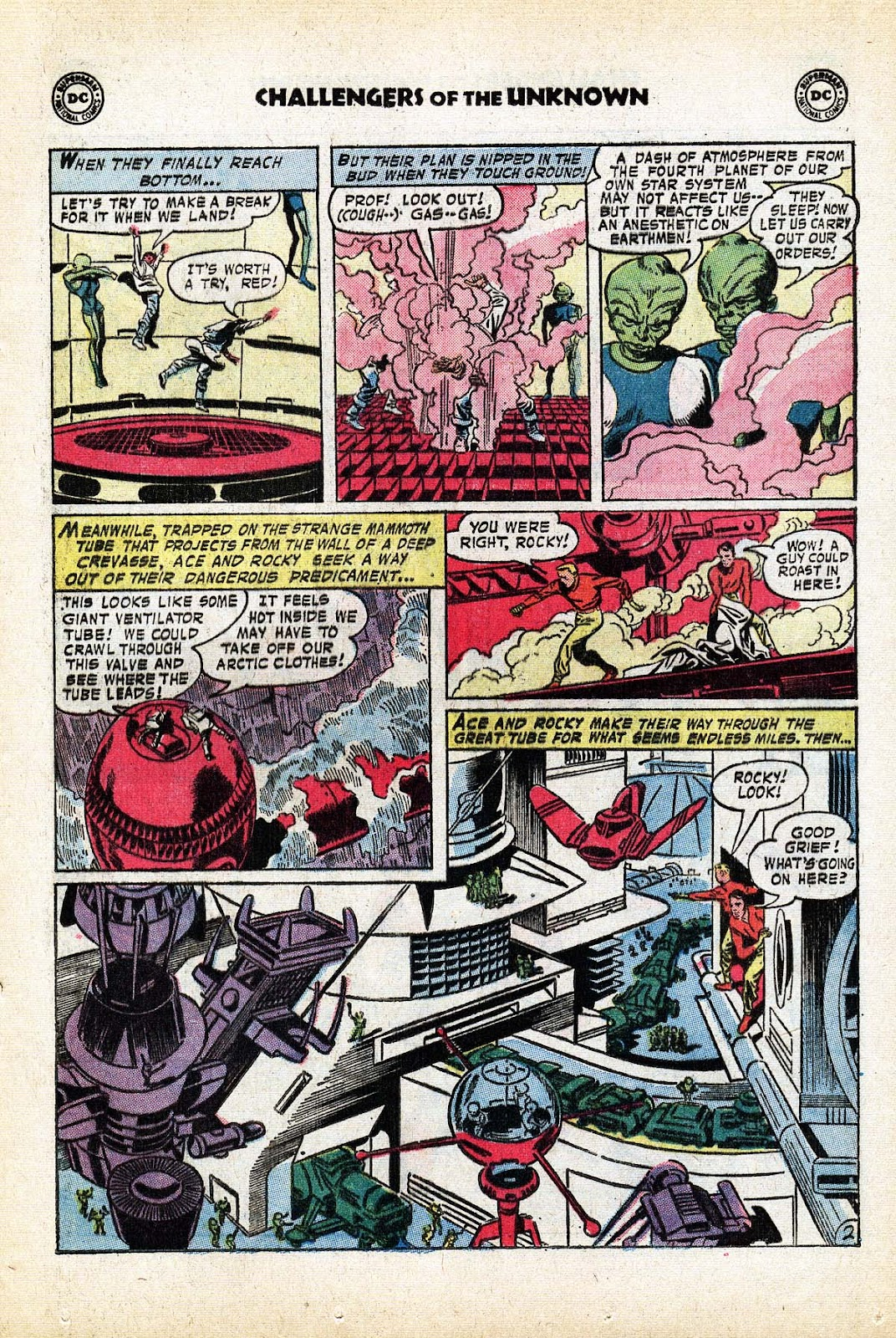 Challengers of the Unknown (1958) issue 80 - Page 13