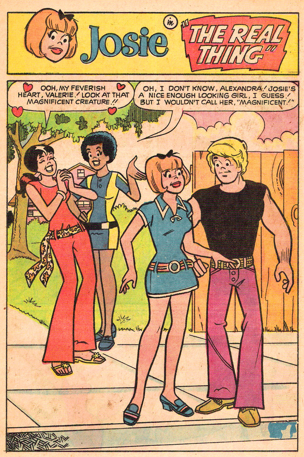 Read online She's Josie comic -  Issue #65 - 13