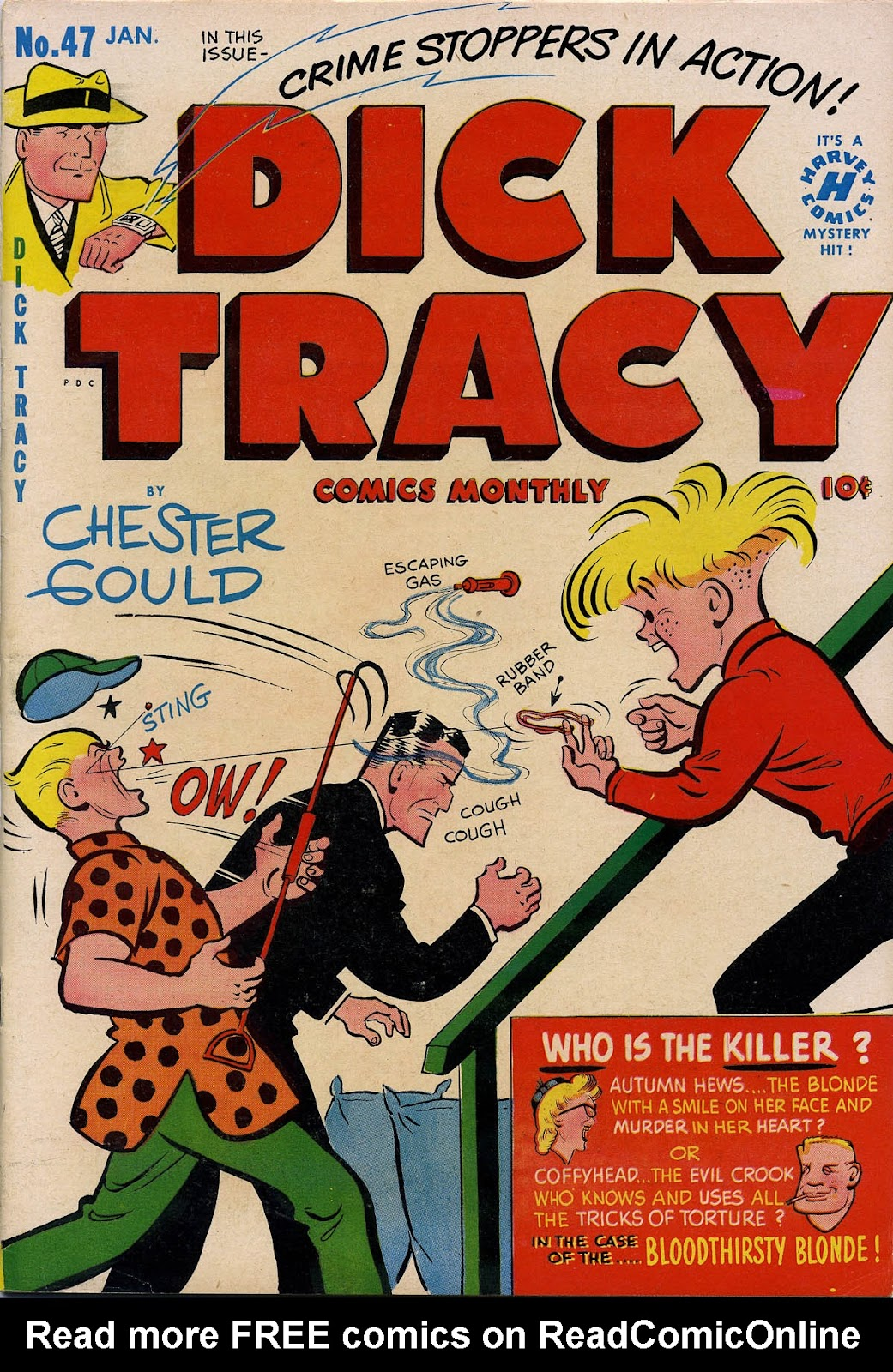 Dick Tracy (1950) 47 Page 1