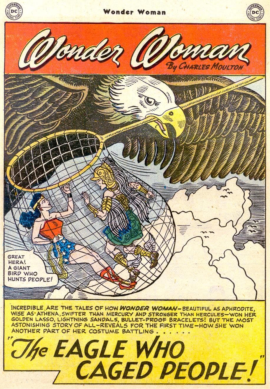 Read online Wonder Woman (1942) comic -  Issue #91 - 16