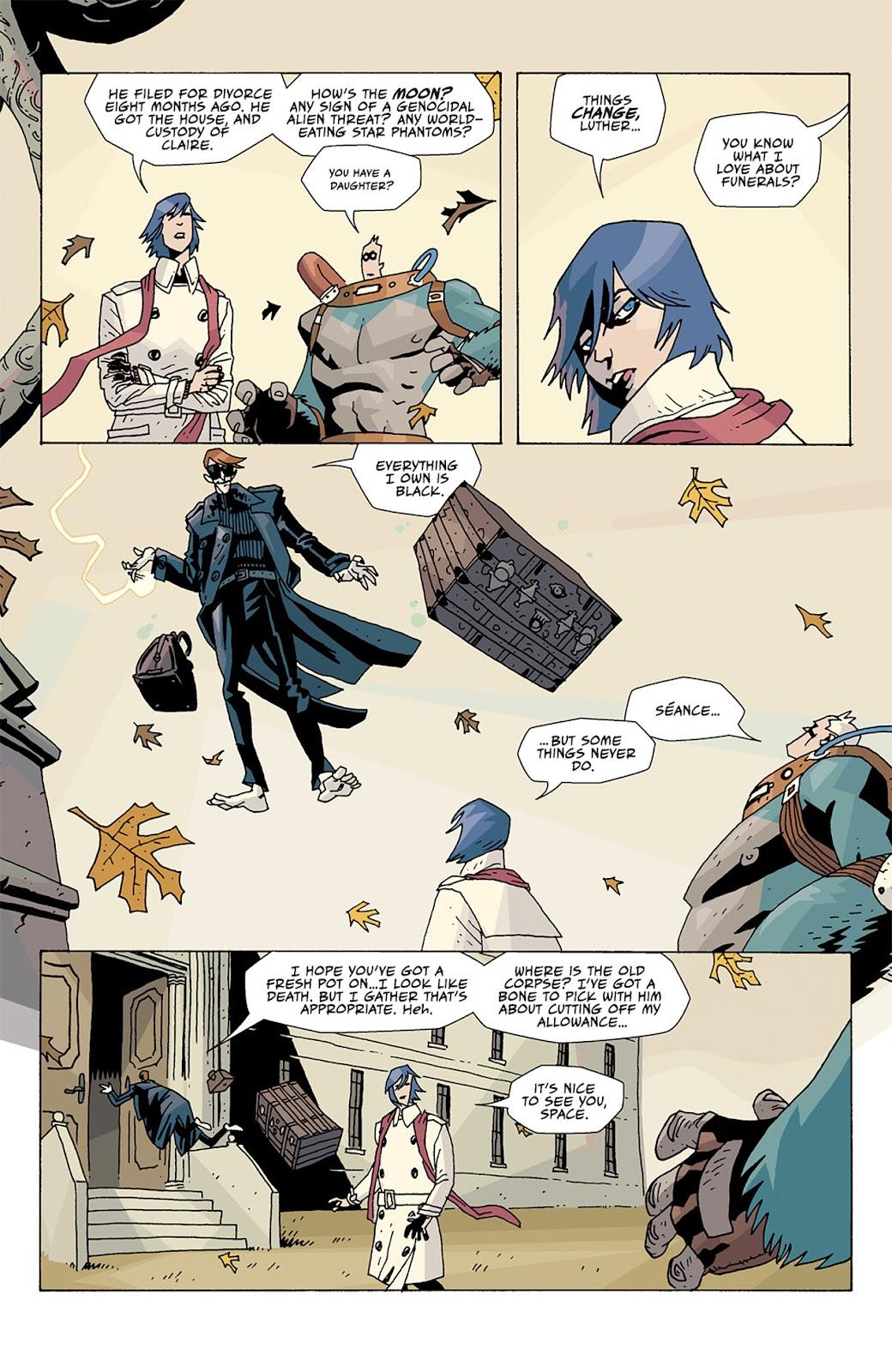 The Umbrella Academy: Apocalypse Suite issue 2 - Page 4