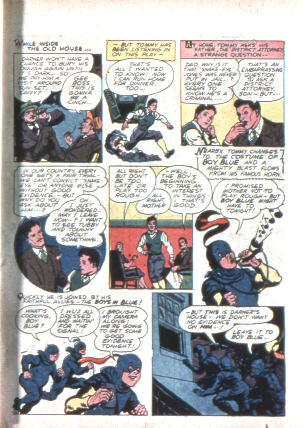 Read online Sensation (Mystery) Comics comic -  Issue #11 - 49