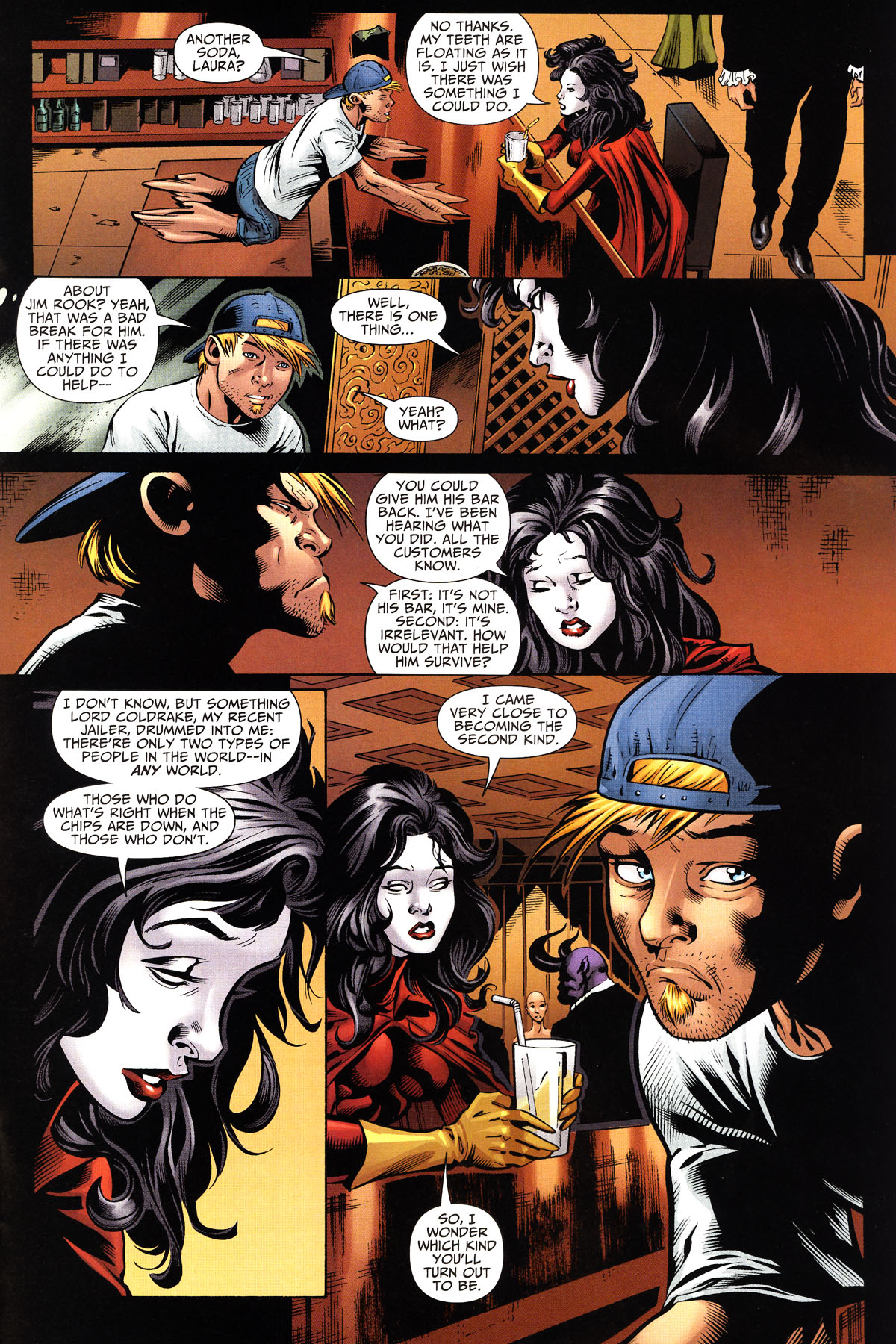 Read online Shadowpact comic -  Issue #10 - 18
