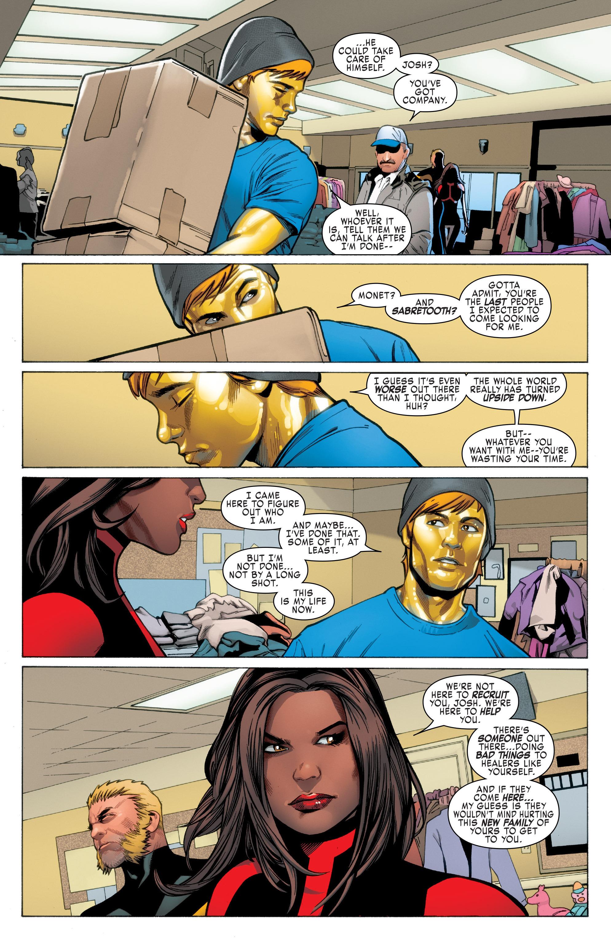 Read online Uncanny X-Men (2016) comic -  Issue #2 - 14