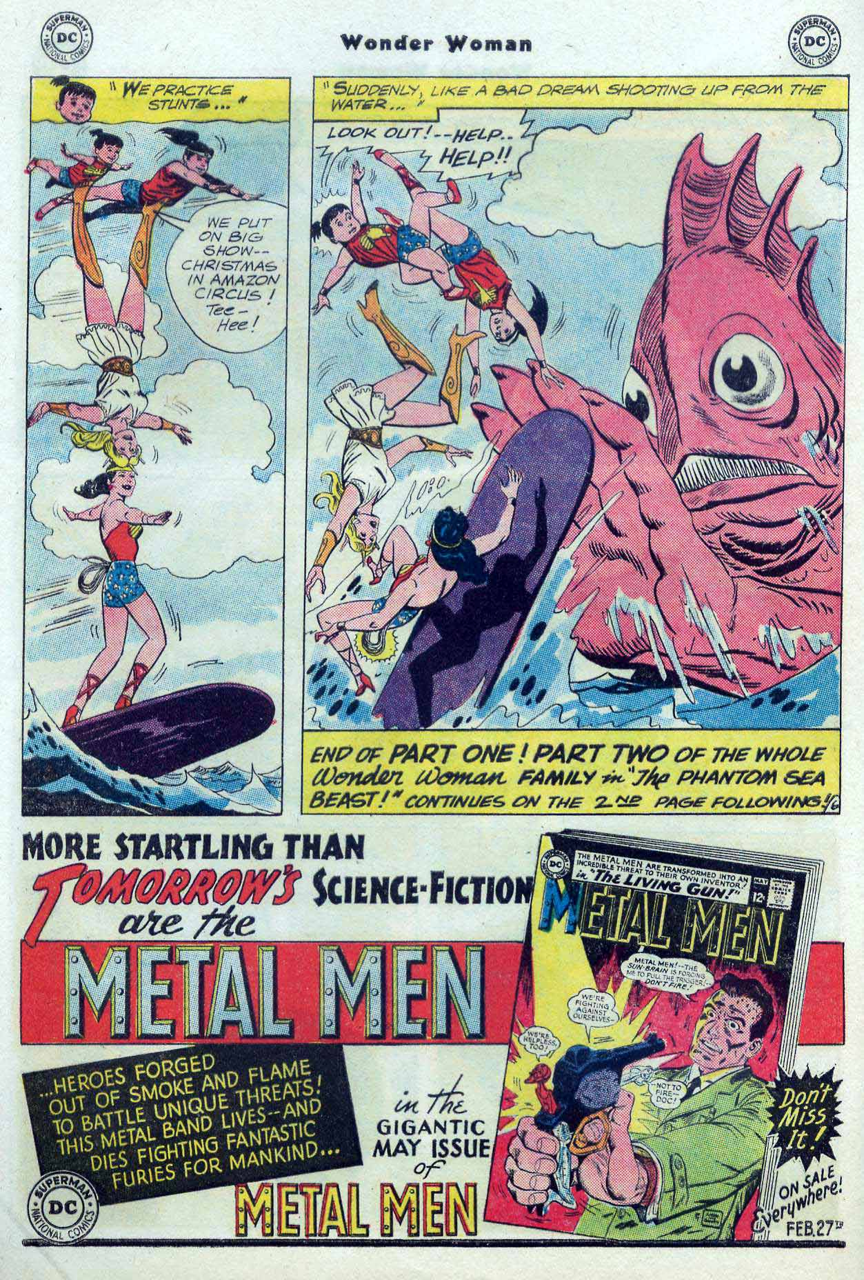 Read online Wonder Woman (1942) comic -  Issue #145 - 8