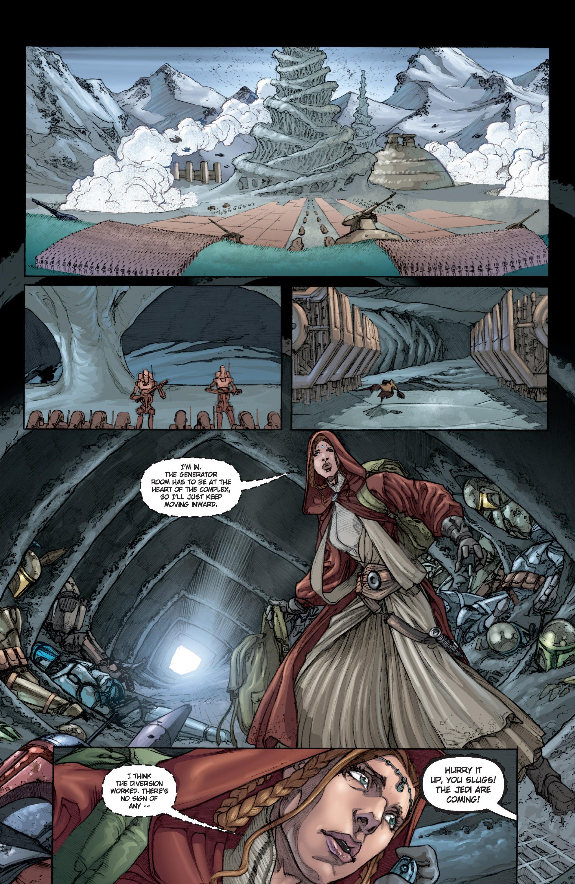 Read online Star Wars Omnibus comic -  Issue # Vol. 24 - 238
