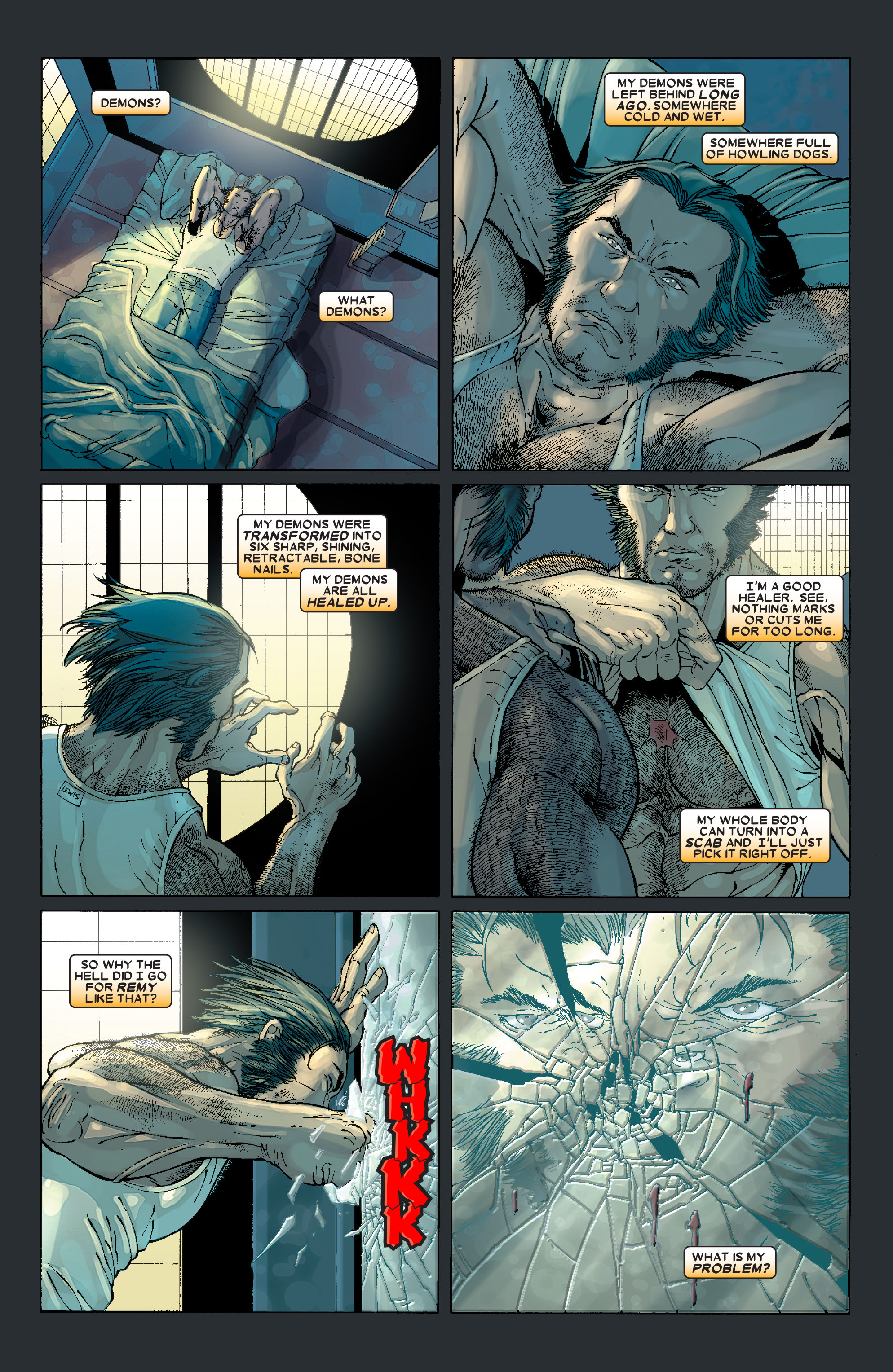 X-Men (1991) 168 Page 20