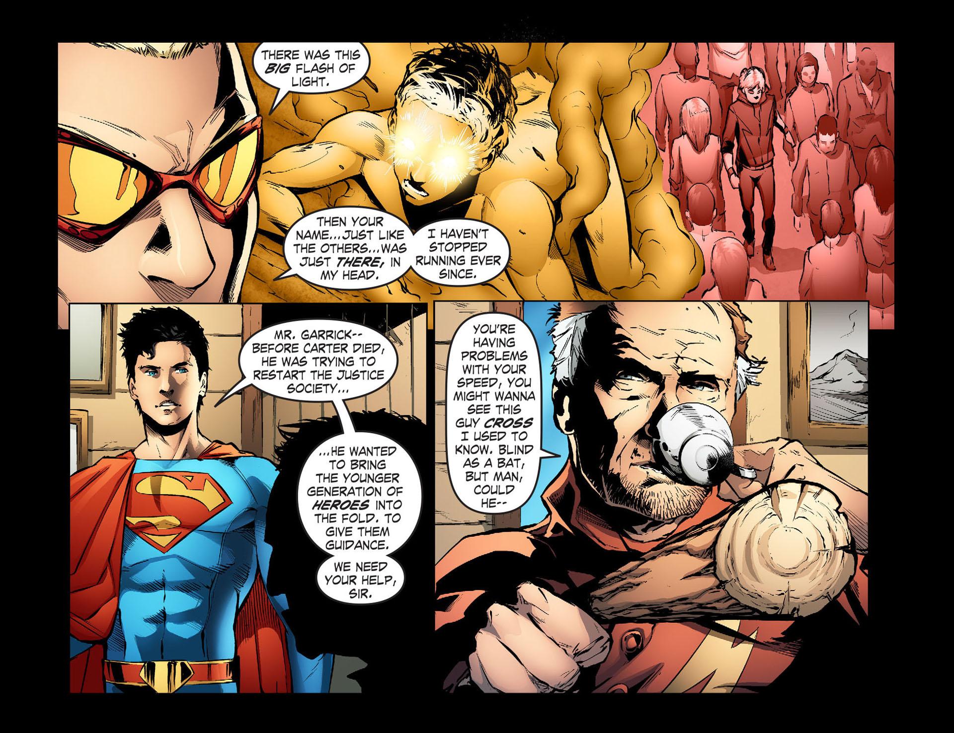 Read online Smallville: Season 11 comic -  Issue #33 - 19