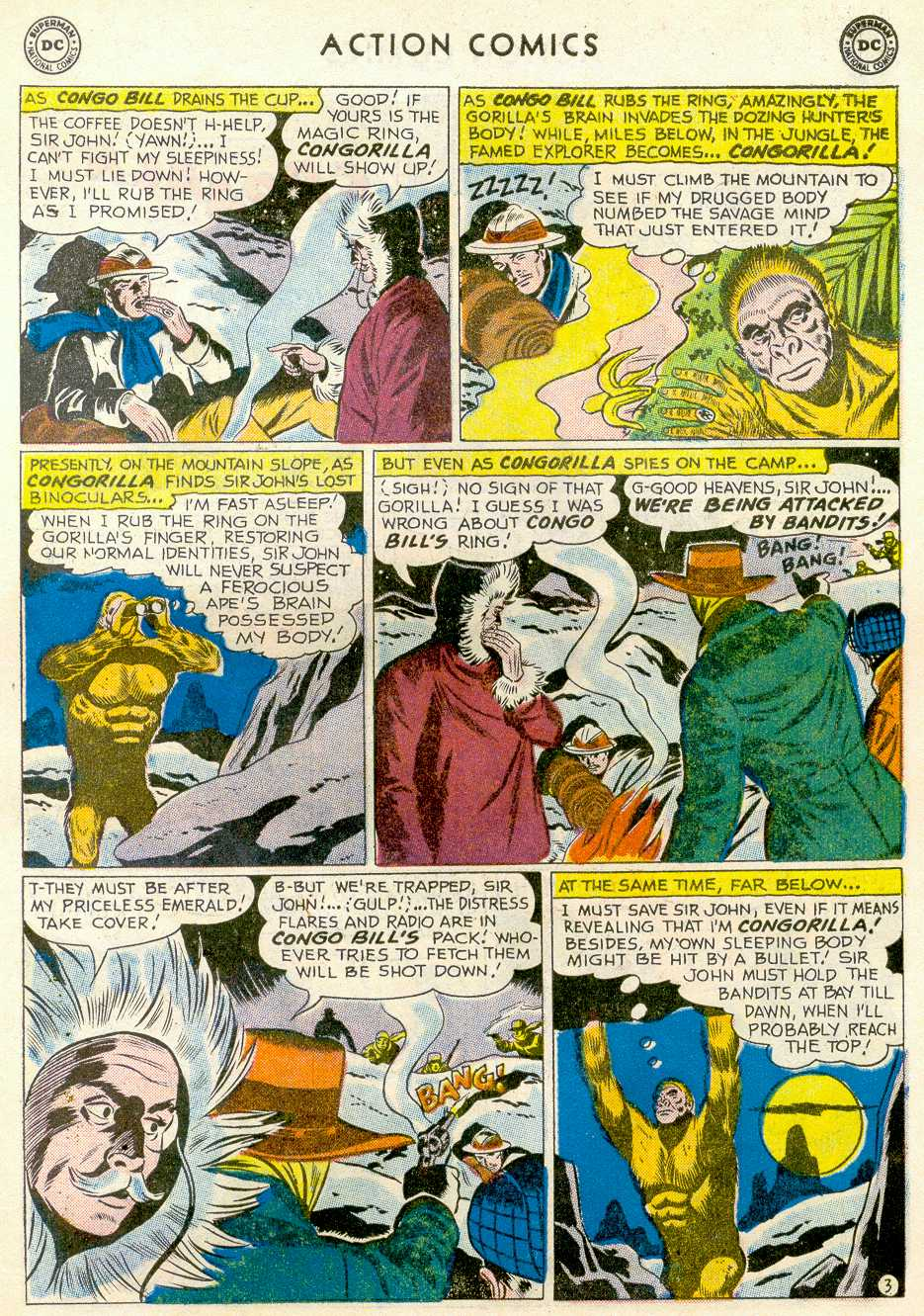Read online Action Comics (1938) comic -  Issue #255 - 19