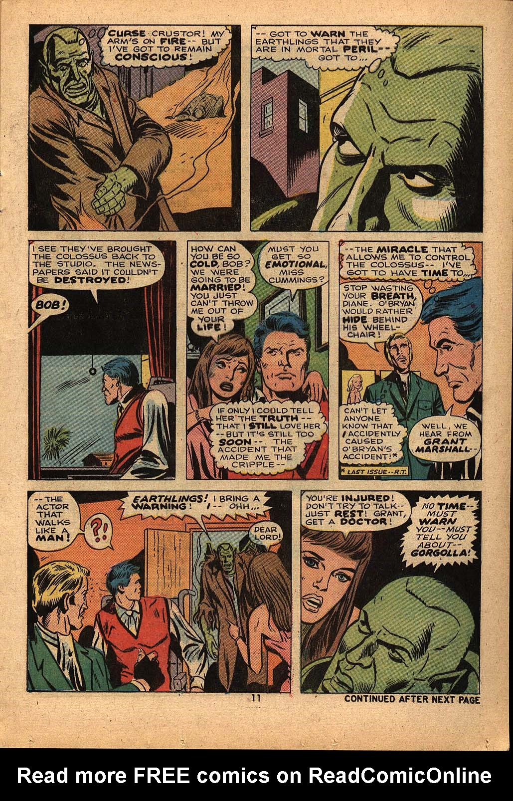 Read online Astonishing Tales (1970) comic -  Issue #22 - 7
