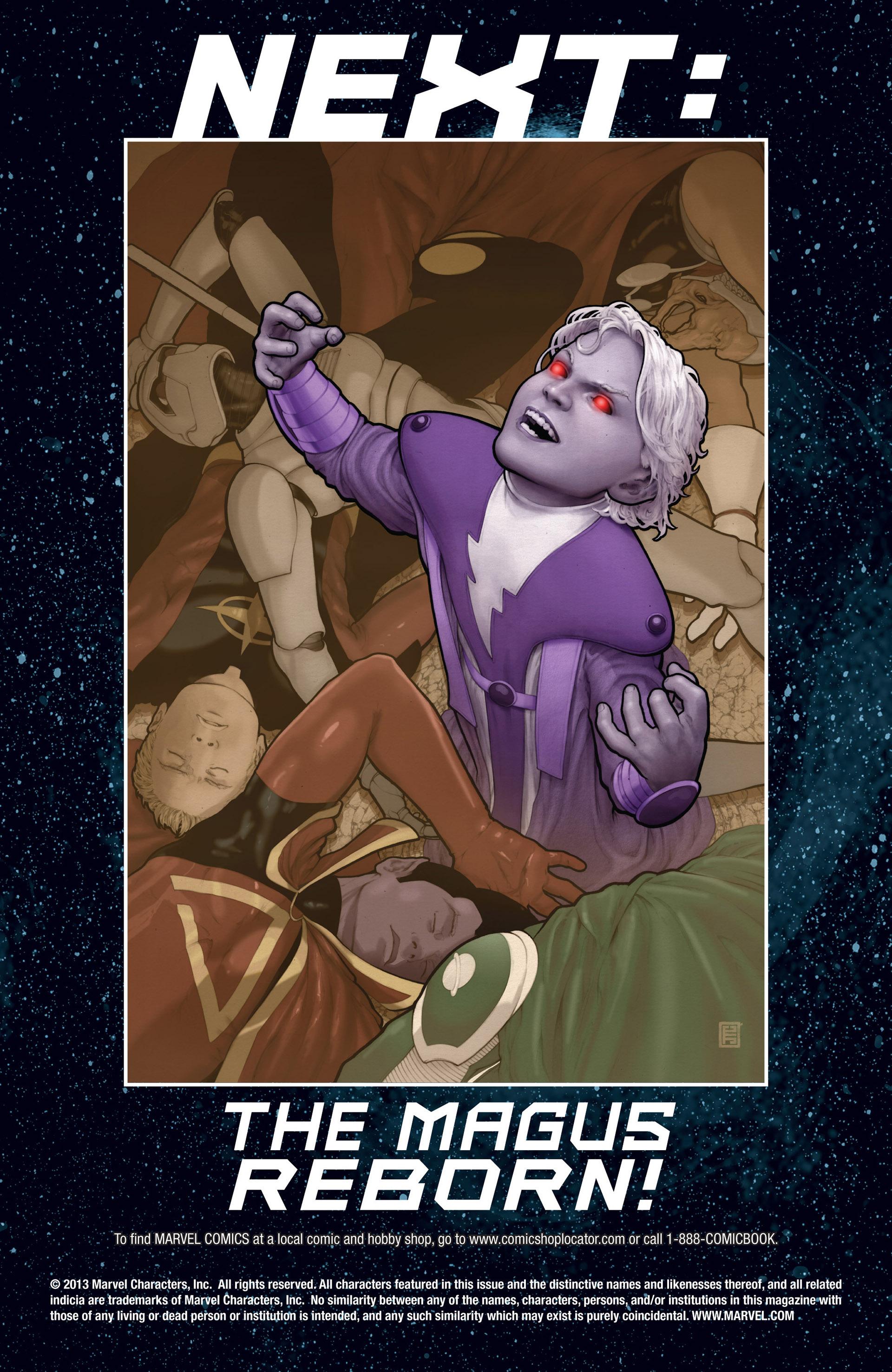 Read online Annihilators: Earthfall comic -  Issue #2 - 27