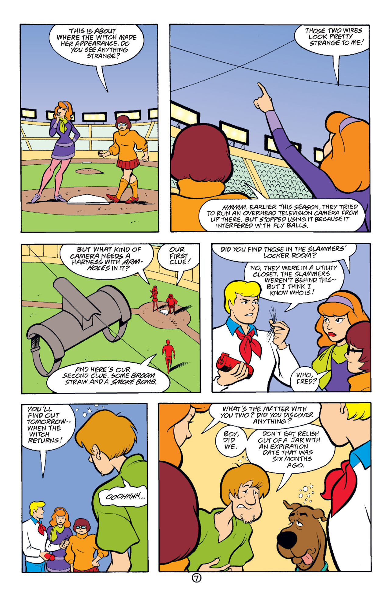 Read online Scooby-Doo (1997) comic -  Issue #37 - 20
