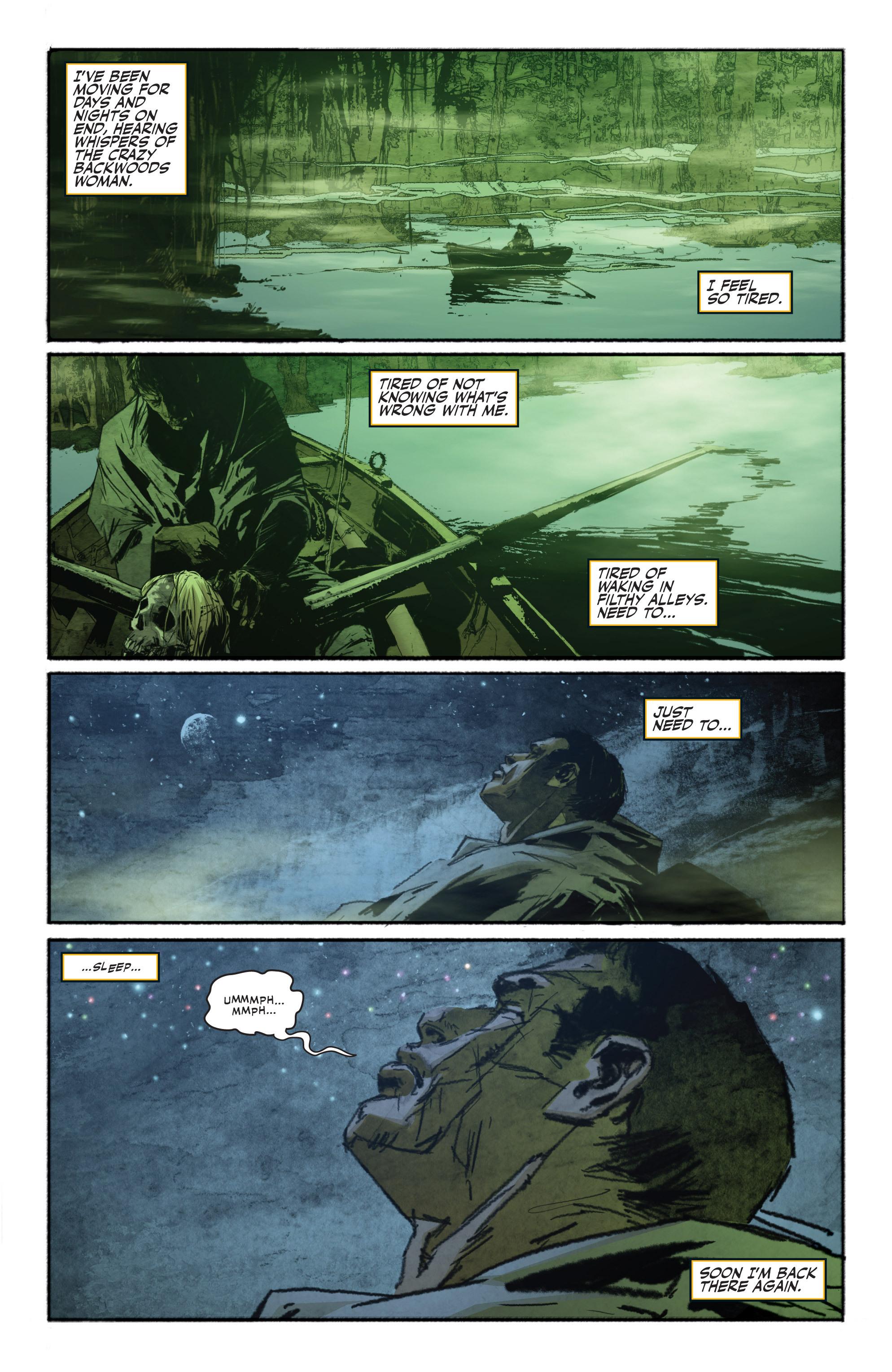 Read online Shadowman (2012) comic -  Issue #13 - 11