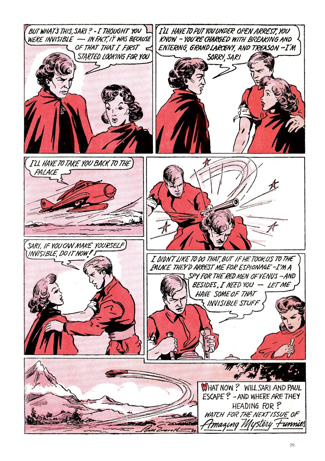 Read online The Bill Everett Archives comic -  Issue # TPB 2 (Part 1) - 30