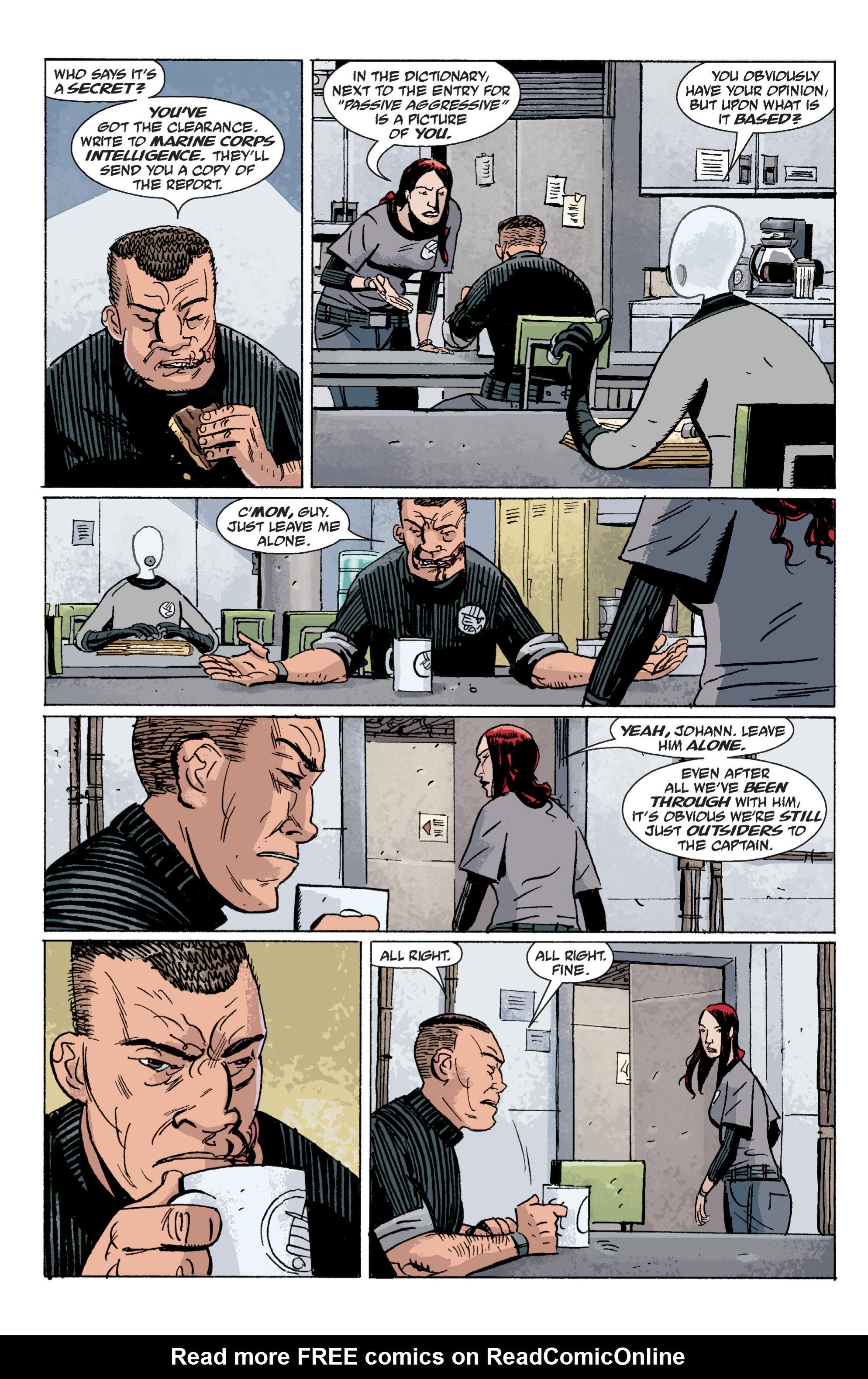 Read online B.P.R.D. (2003) comic -  Issue # TPB 6 - 25