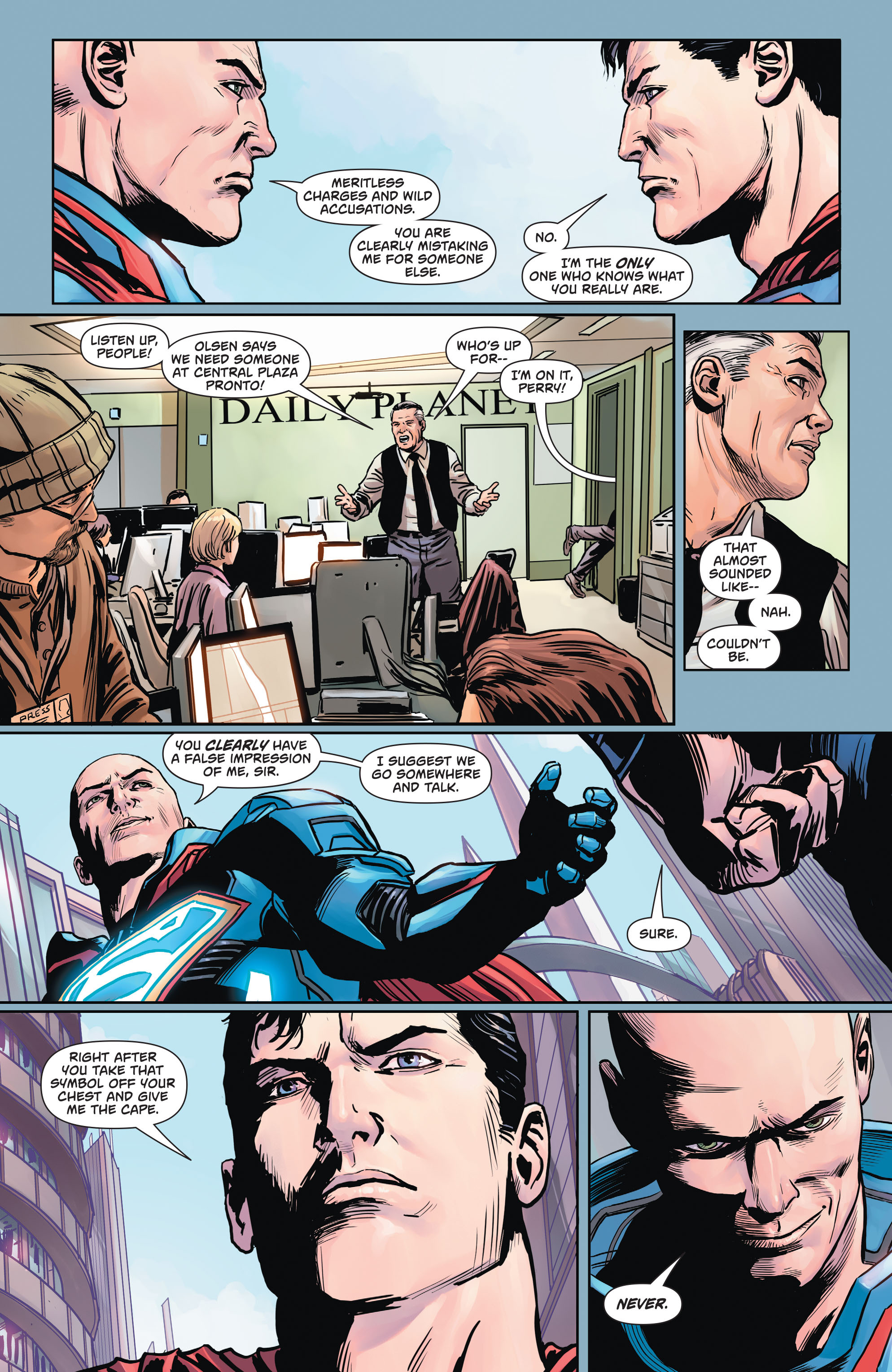 Read online Action Comics (2016) comic -  Issue #957 - 16