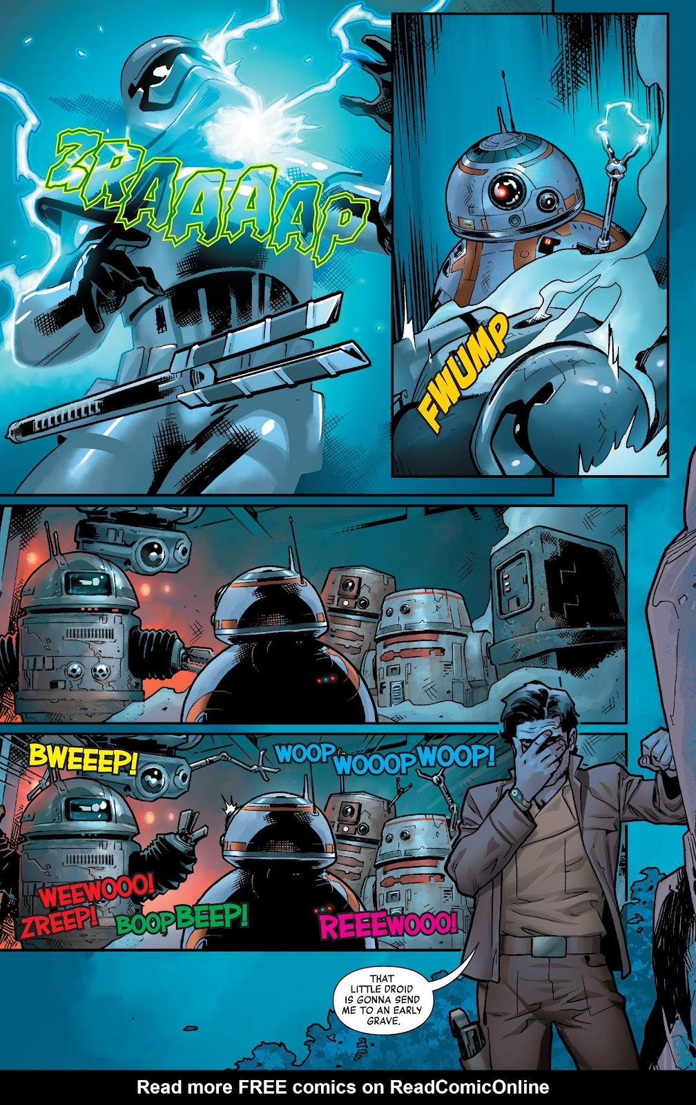 Read online Star Wars: Age of Republic: Heroes comic -  Issue # TPB - 113