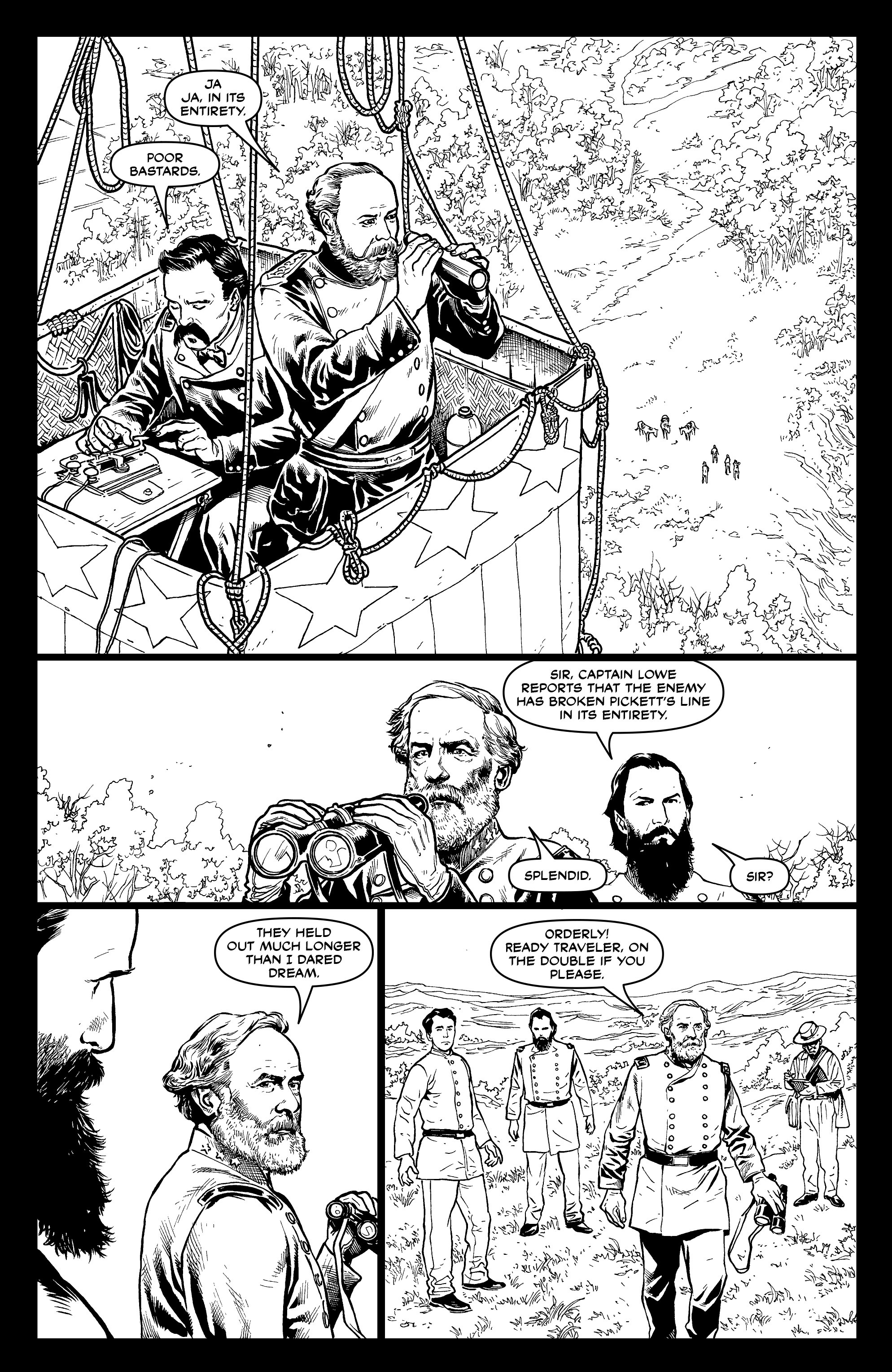 Read online Alan Moore's Cinema Purgatorio comic -  Issue #8 - 27