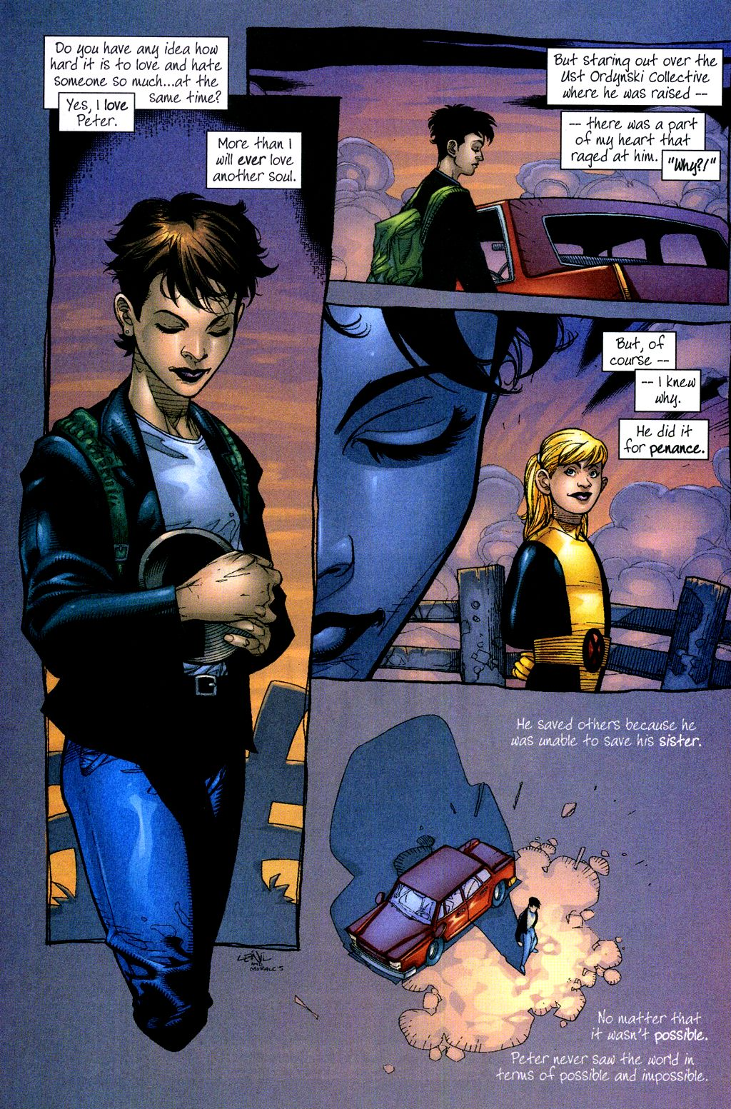 X-Men (1991) 110 Page 7