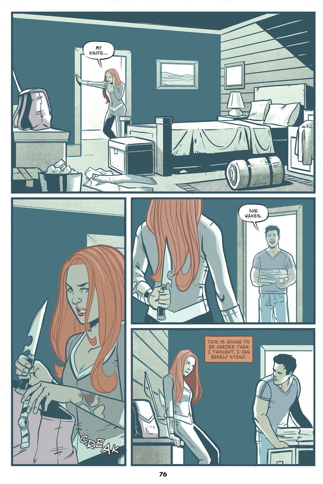 Read online Mera: Tidebreaker comic -  Issue # TPB (Part 1) - 76