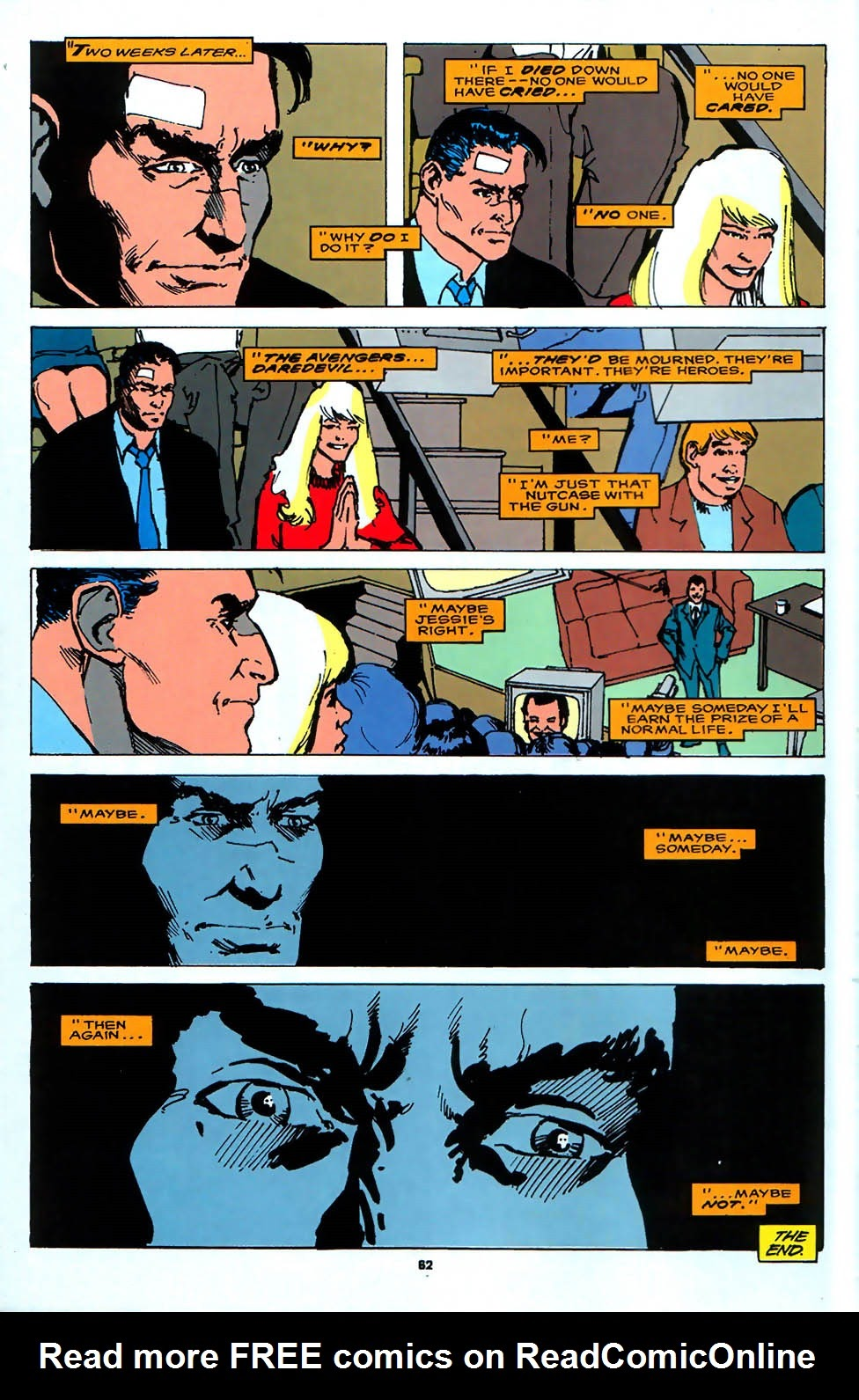 Read online Punisher: The Prize comic -  Issue # Full - 64