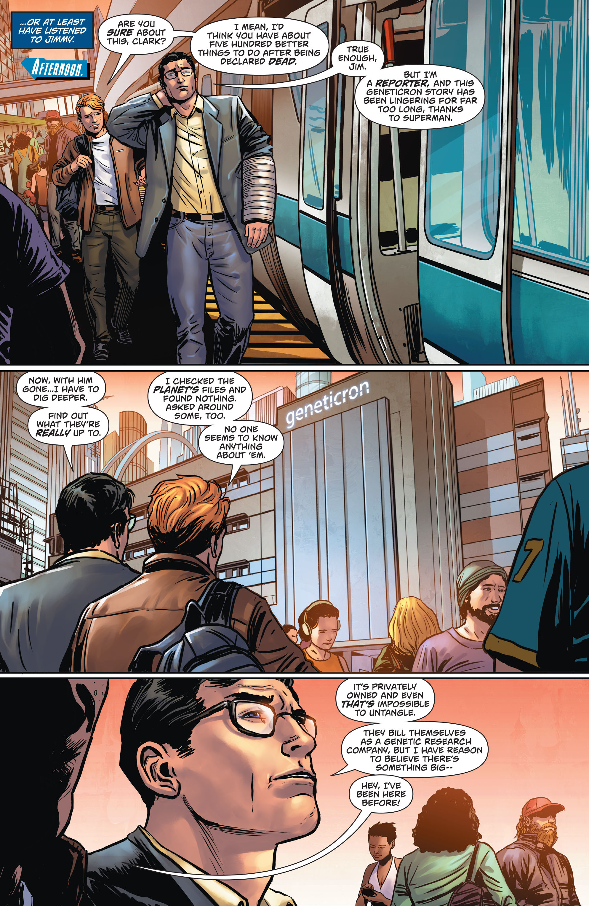 Read online Action Comics (2016) comic -  Issue #963 - 16