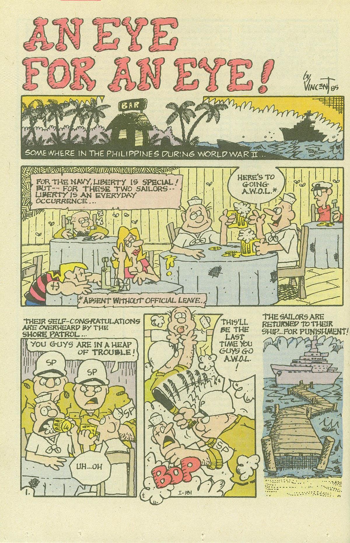Read online Sgt. Rock comic -  Issue #409 - 25