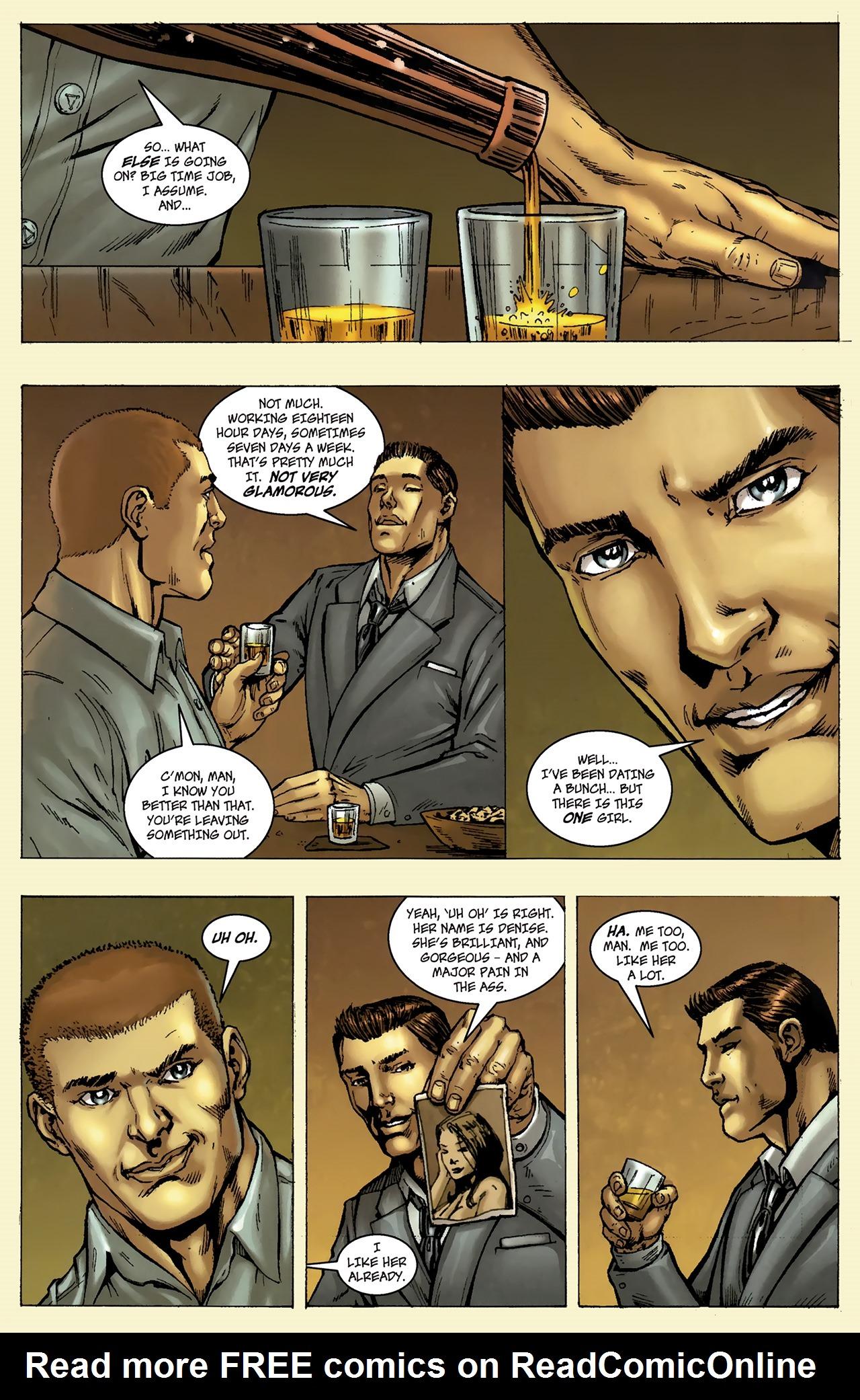 Read online Phoenix comic -  Issue #0 - 7
