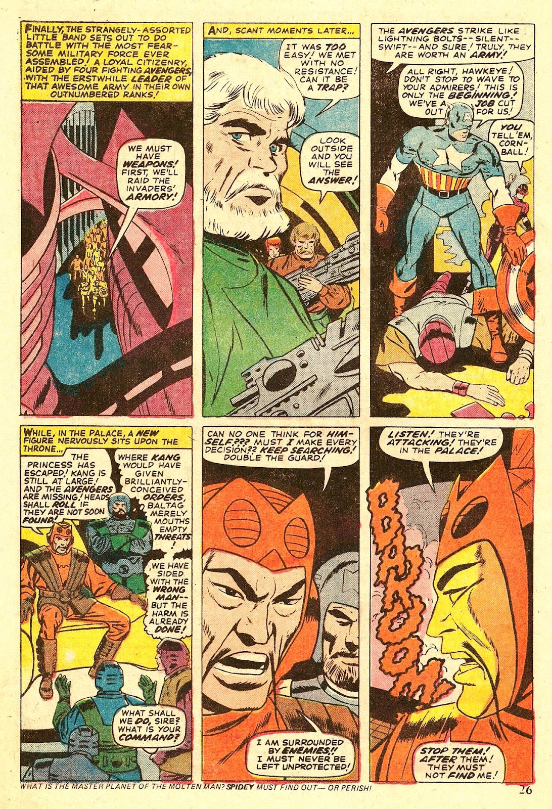Marvel Triple Action (1972) issue 18 - Page 28