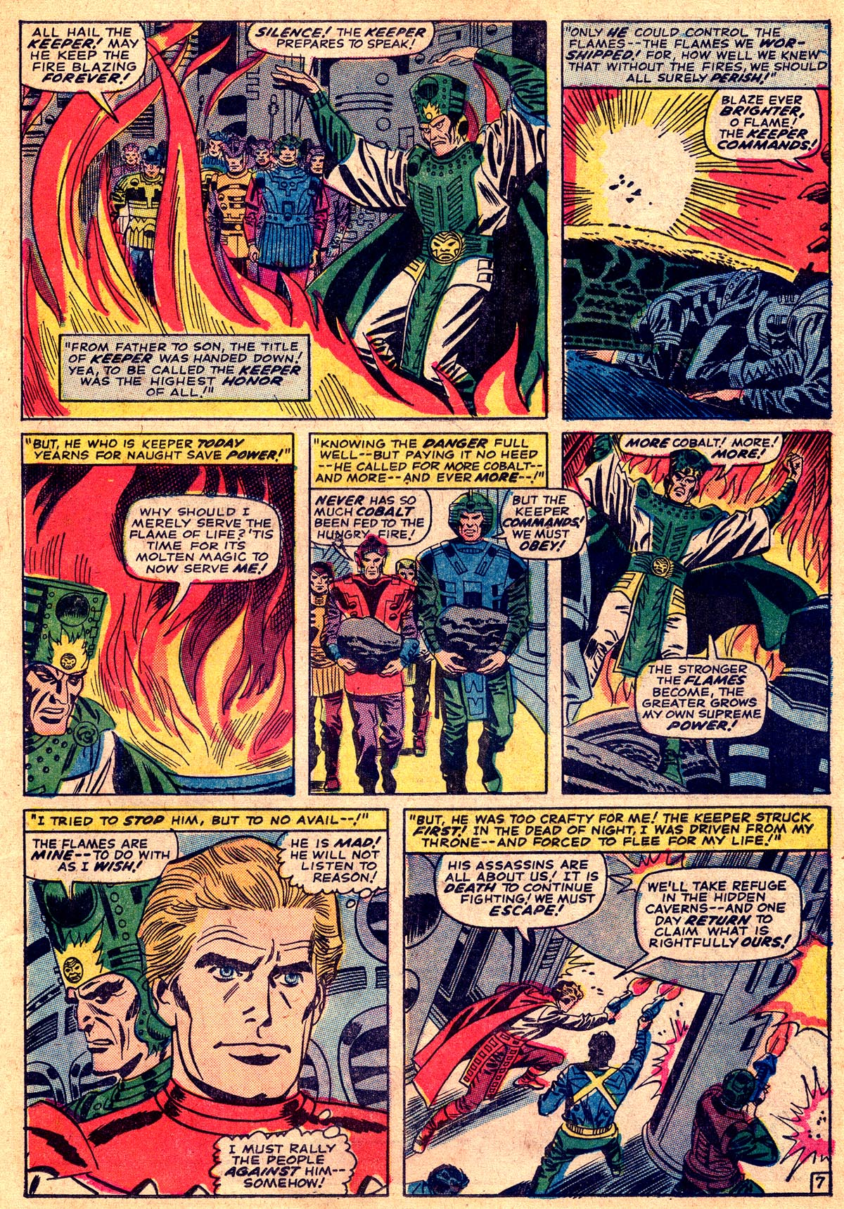 The Avengers (1963) 31 Page 10